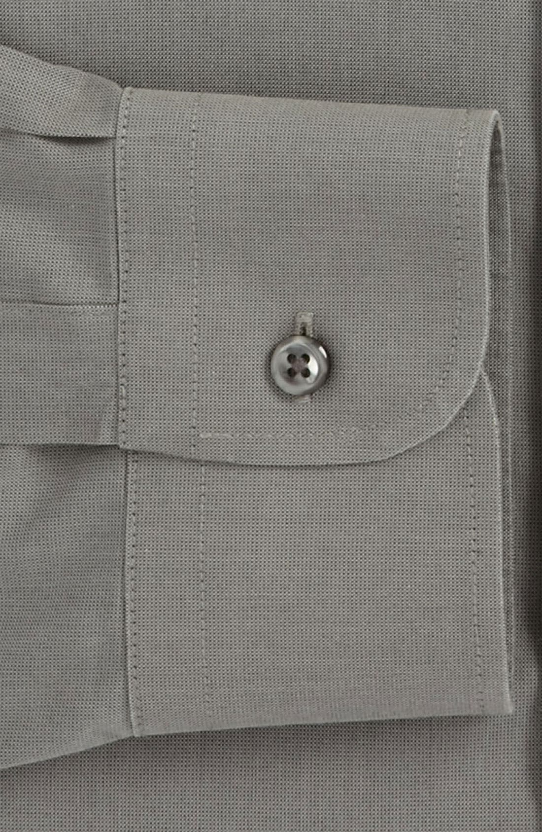 Smartcare<sup>™</sup> Traditional Fit Pinpoint Dress Shirt,                             Alternate thumbnail 51, color,