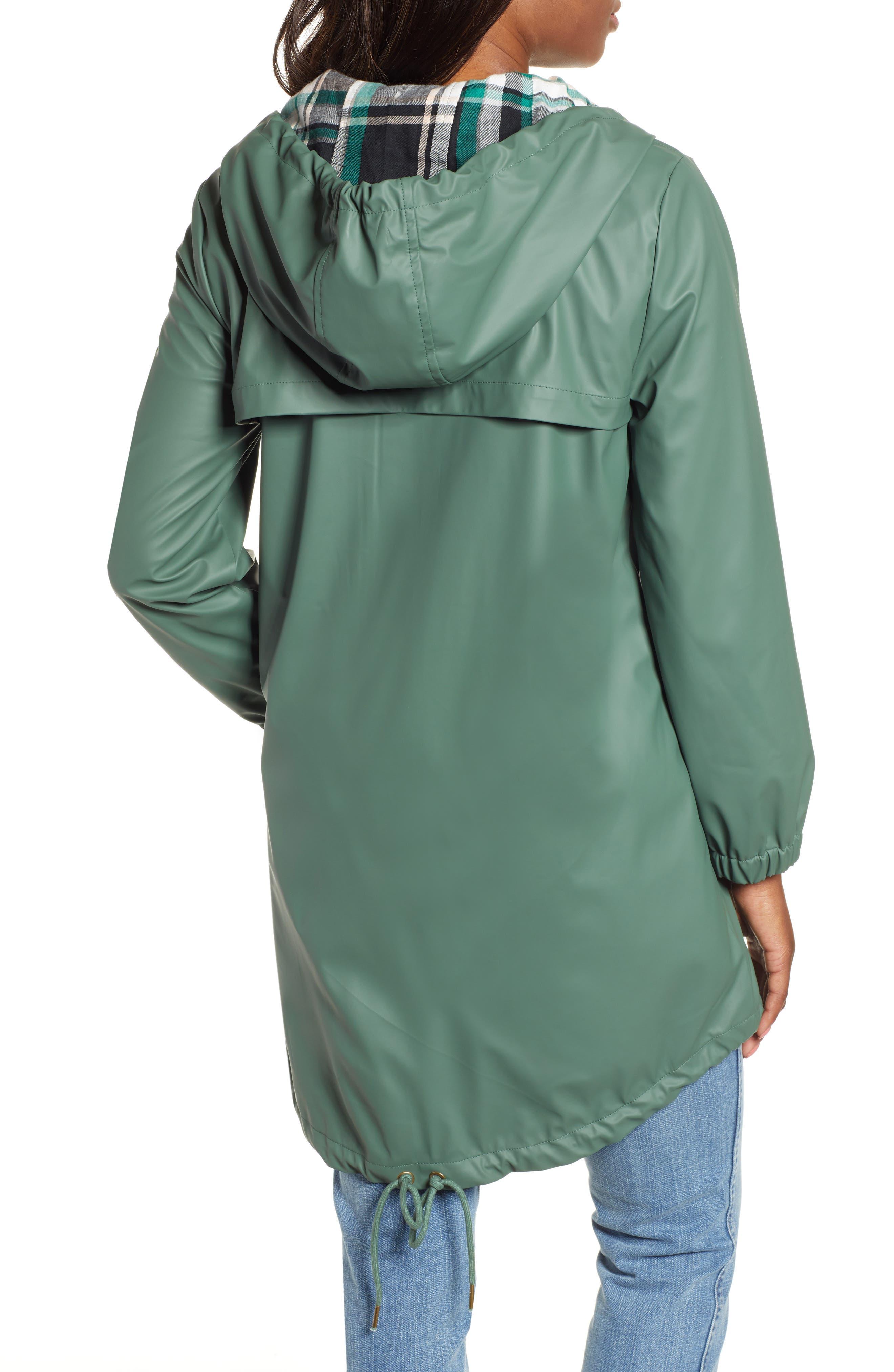 Hooded Rain Jacket,                             Alternate thumbnail 2, color,                             310