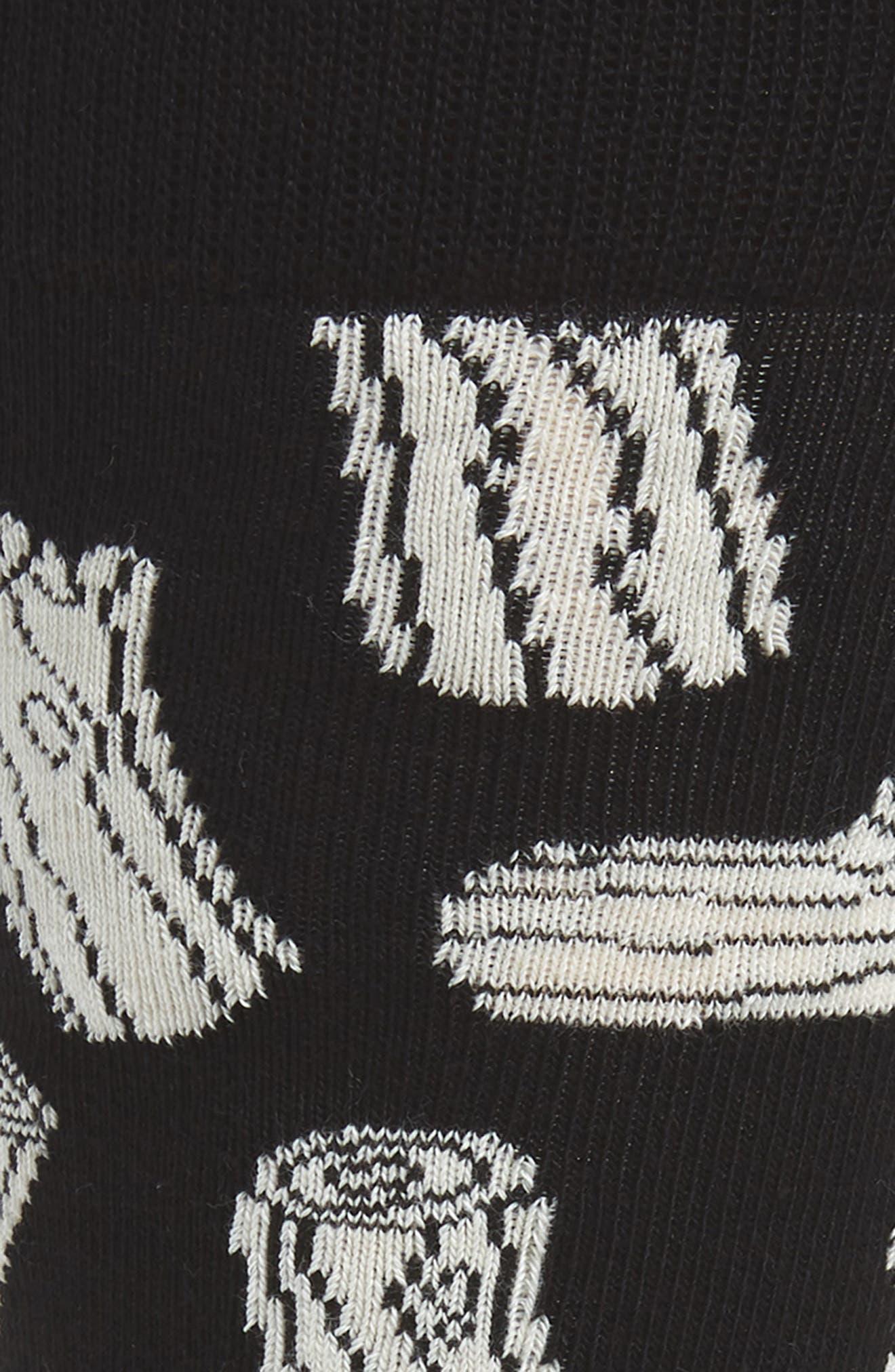 Log Socks,                             Alternate thumbnail 2, color,                             009