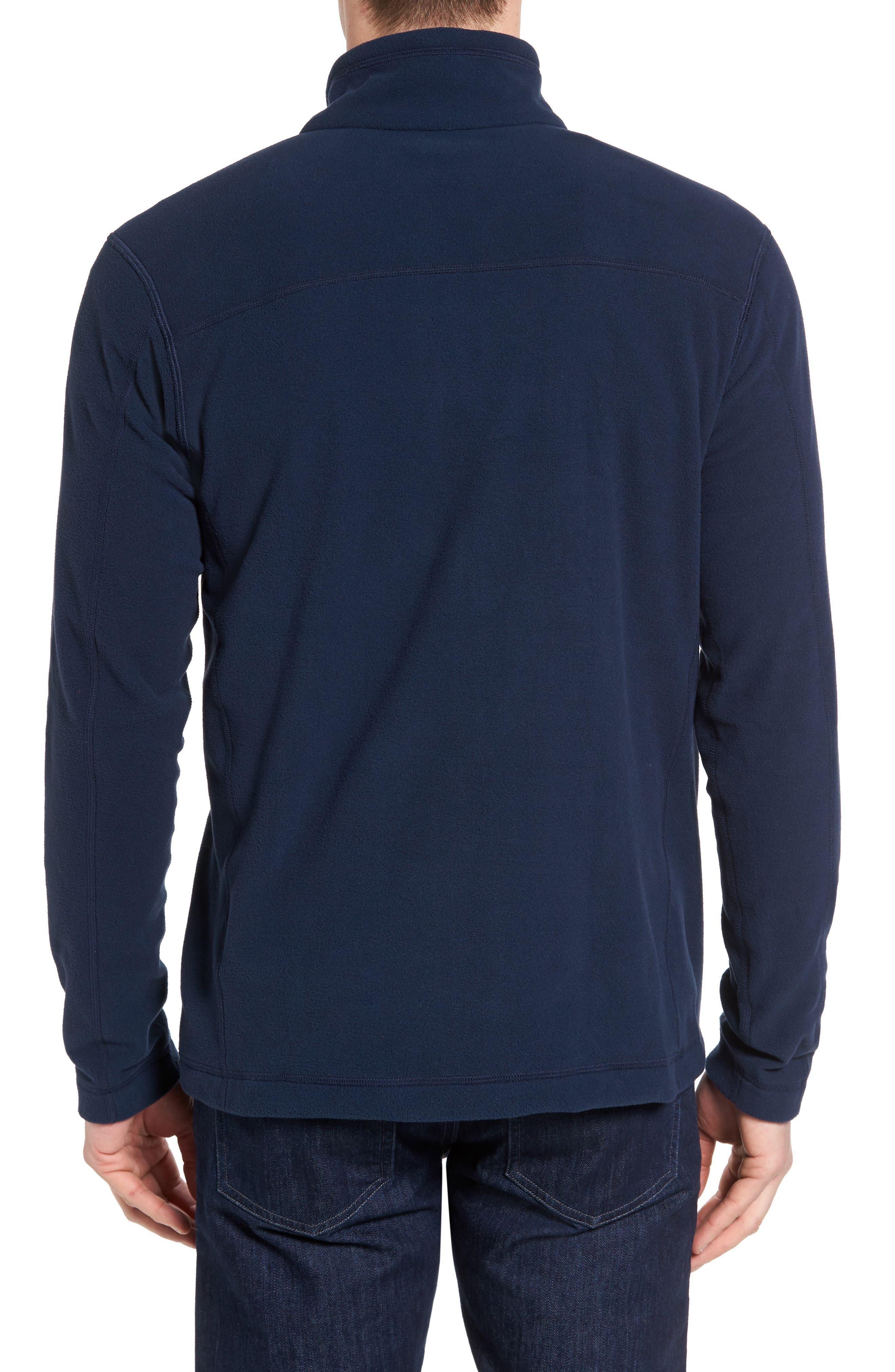 Fleece Pullover,                             Alternate thumbnail 2, color,                             BLUE