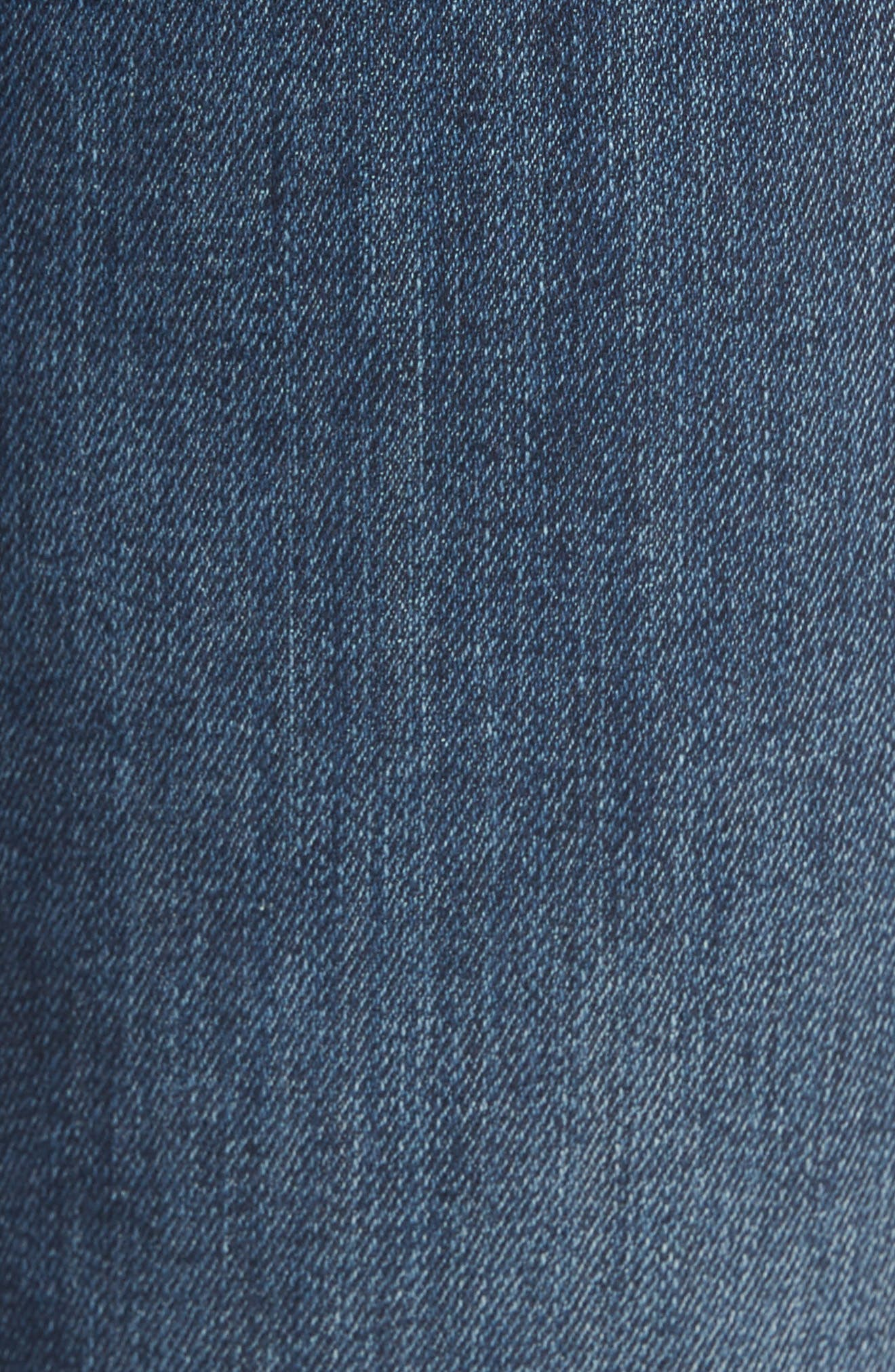 Abbey Bootcut Jeans,                             Alternate thumbnail 5, color,                             420