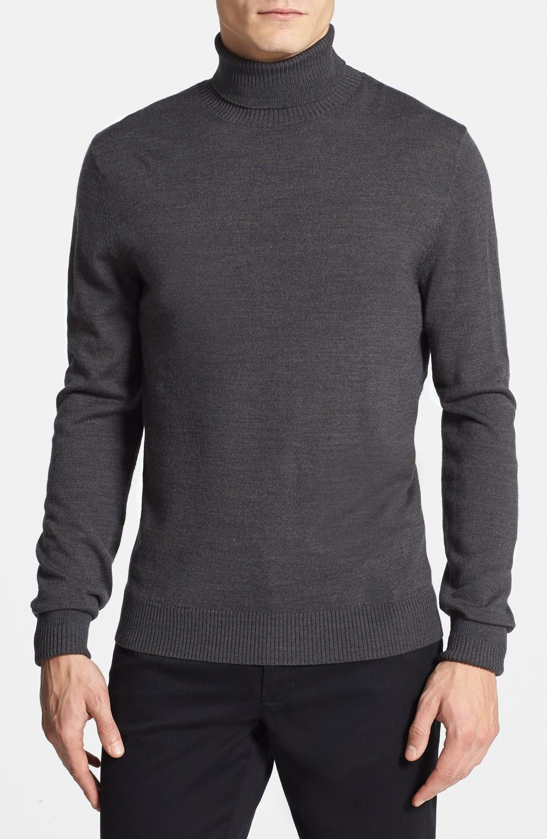 Vince Camuto Merino Wool Turtleneck