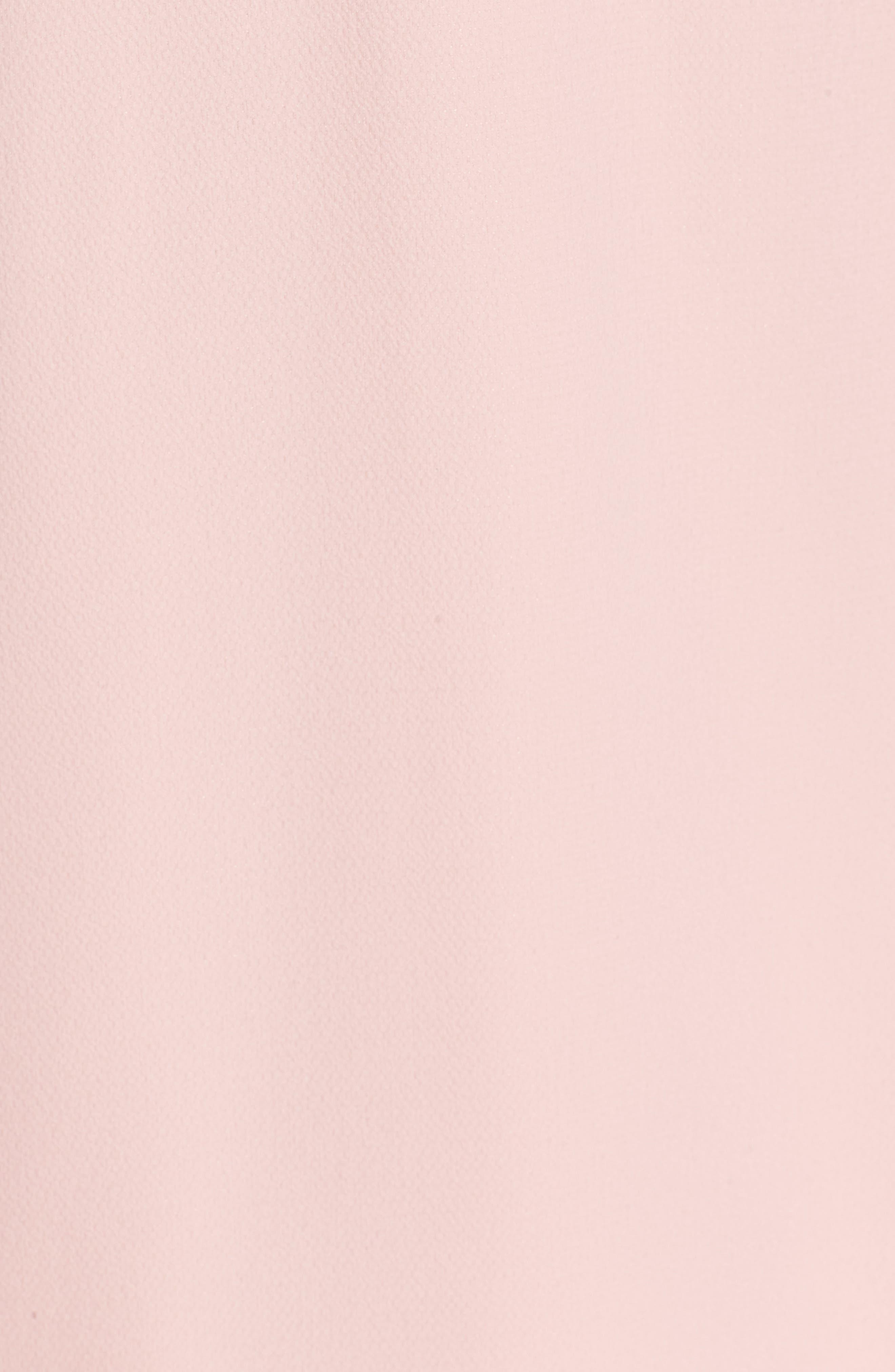 Strappy Surplice Mini Dress,                             Alternate thumbnail 6, color,                             650