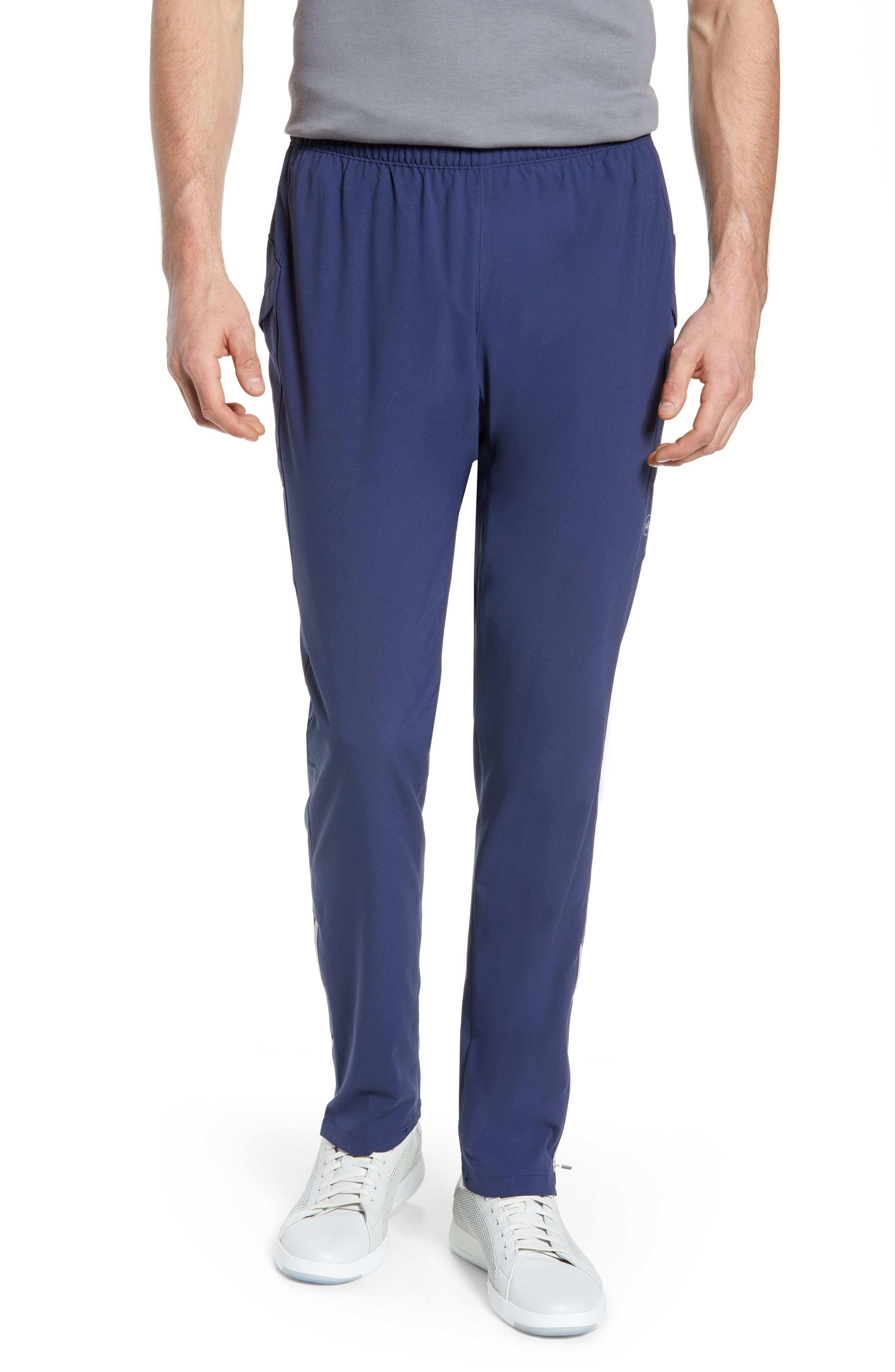Peter Millar Vancouver Action Training Pants, Blue