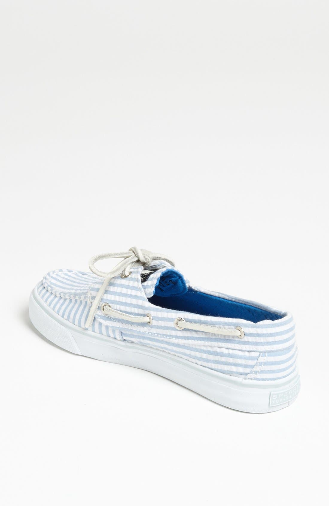 Top-Sider<sup>®</sup> 'Bahama' Sequined Boat Shoe,                             Alternate thumbnail 183, color,