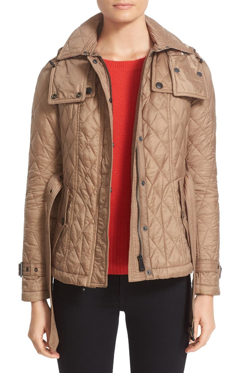 Finsbridge Belted Quilted Jacket Sale Quilting
