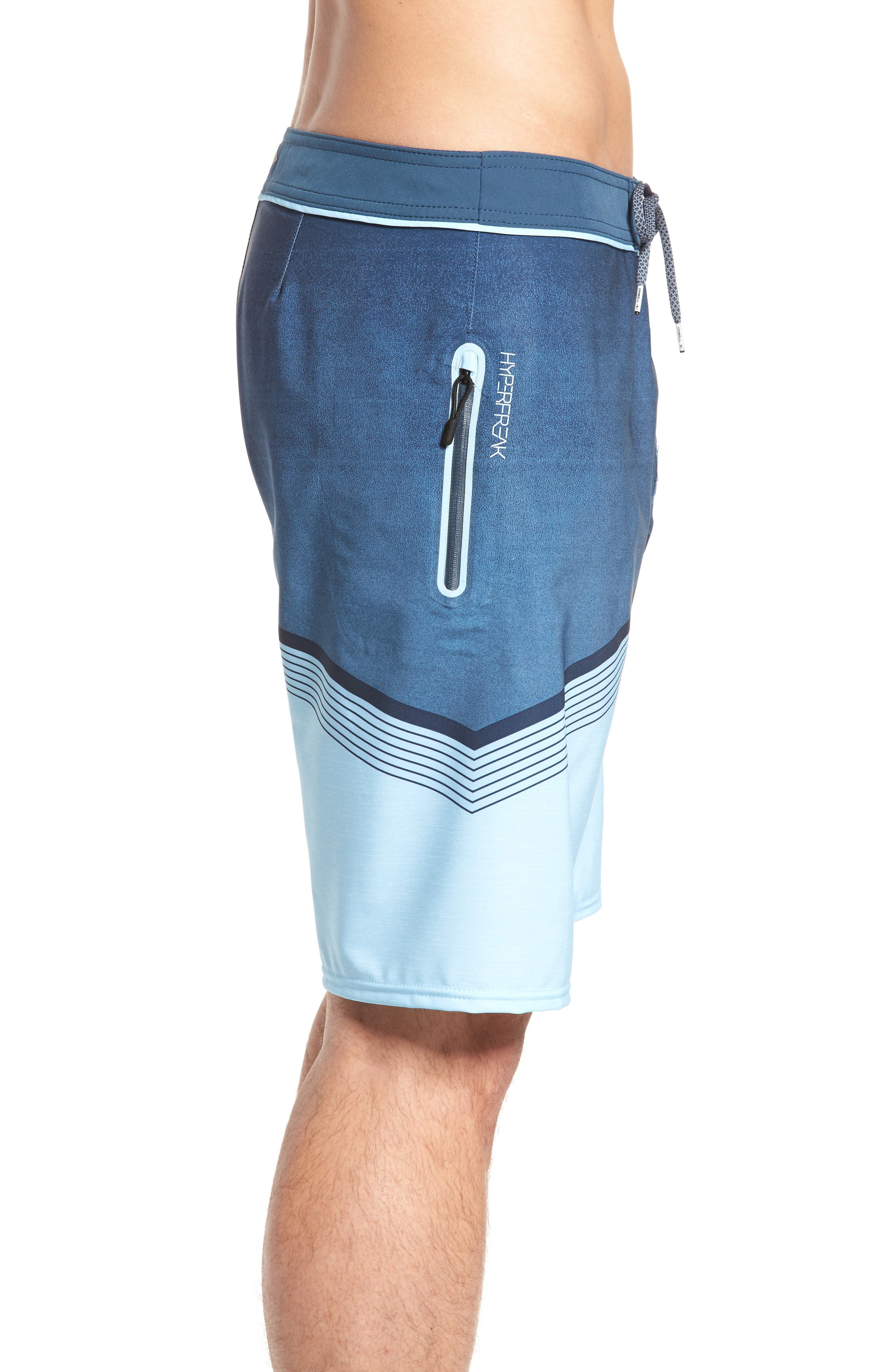 Hyperfreak Stretch Board Shorts,                             Alternate thumbnail 16, color,