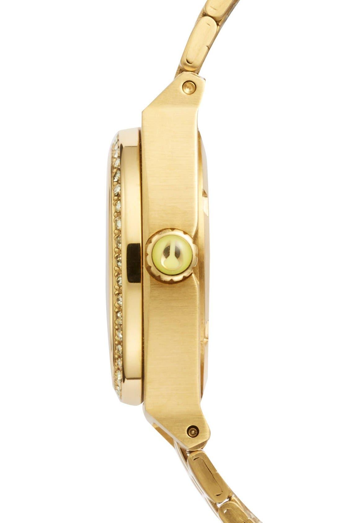 'The Small Time Teller' Bracelet Watch, 26mm,                             Alternate thumbnail 44, color,