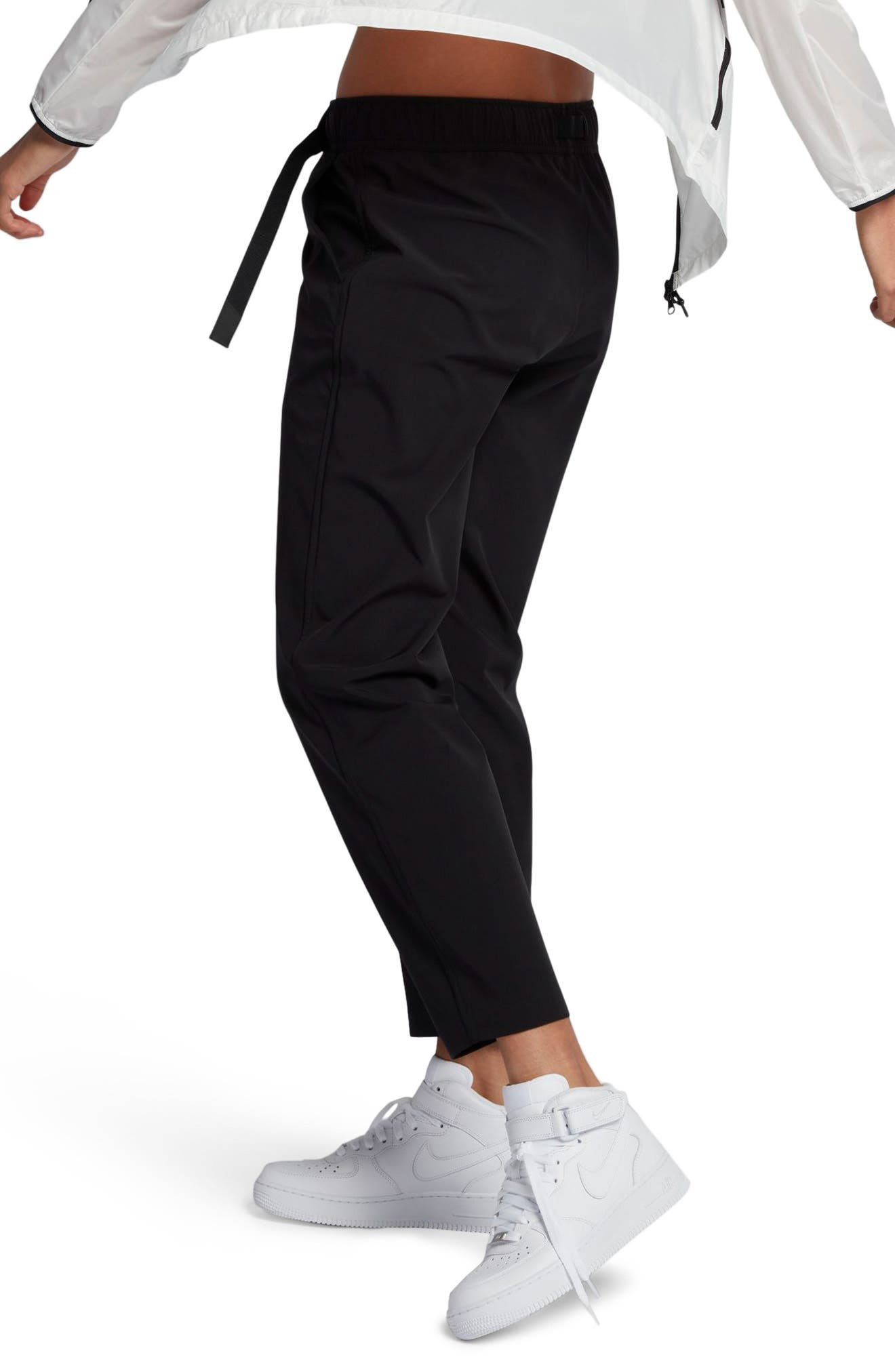 NikeLab Essentials Women's Stretch Woven Pants,                             Alternate thumbnail 2, color,                             010