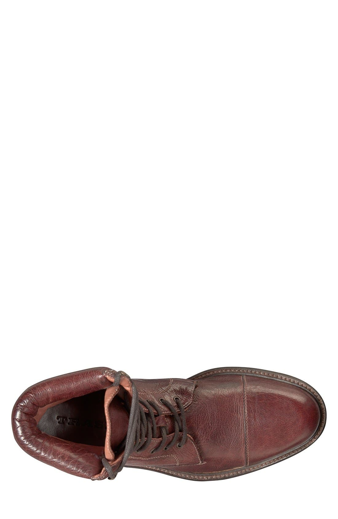 'Ronan' Cap Toe Boot,                             Alternate thumbnail 6, color,
