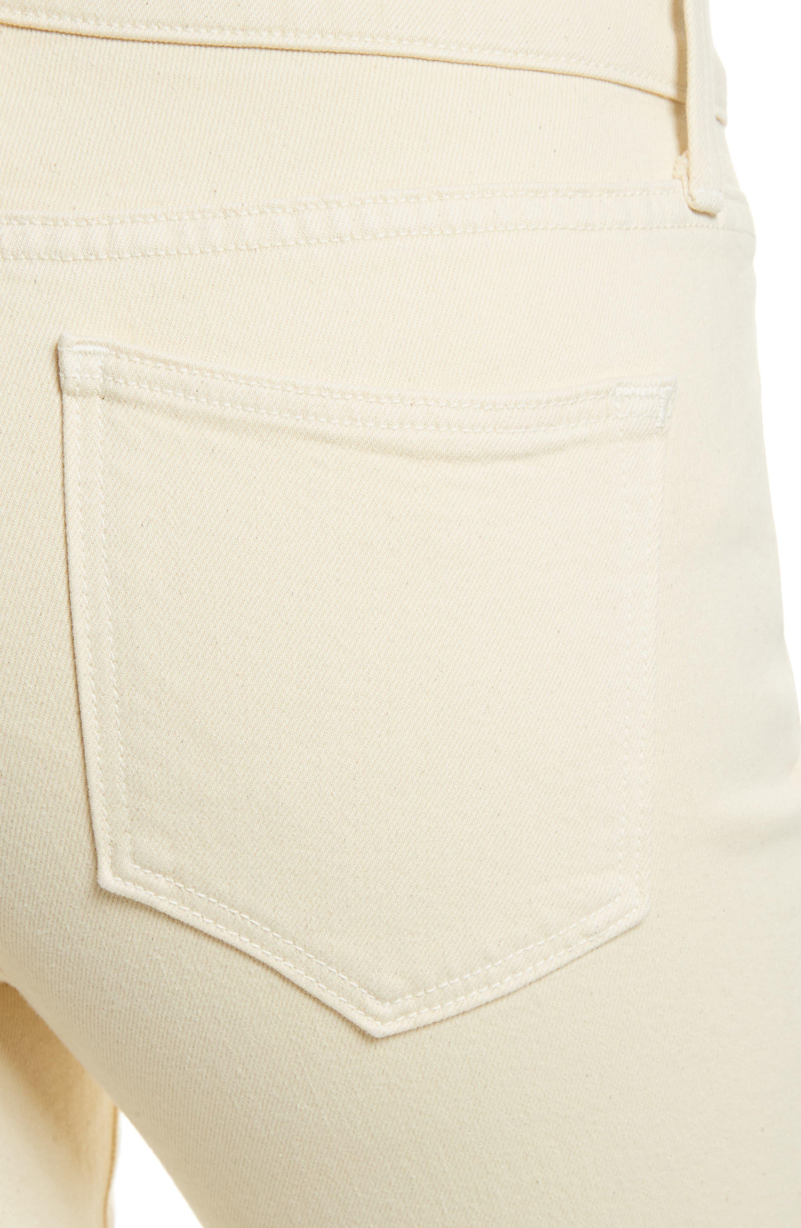 Skinny Crop Jeans,                             Alternate thumbnail 17, color,