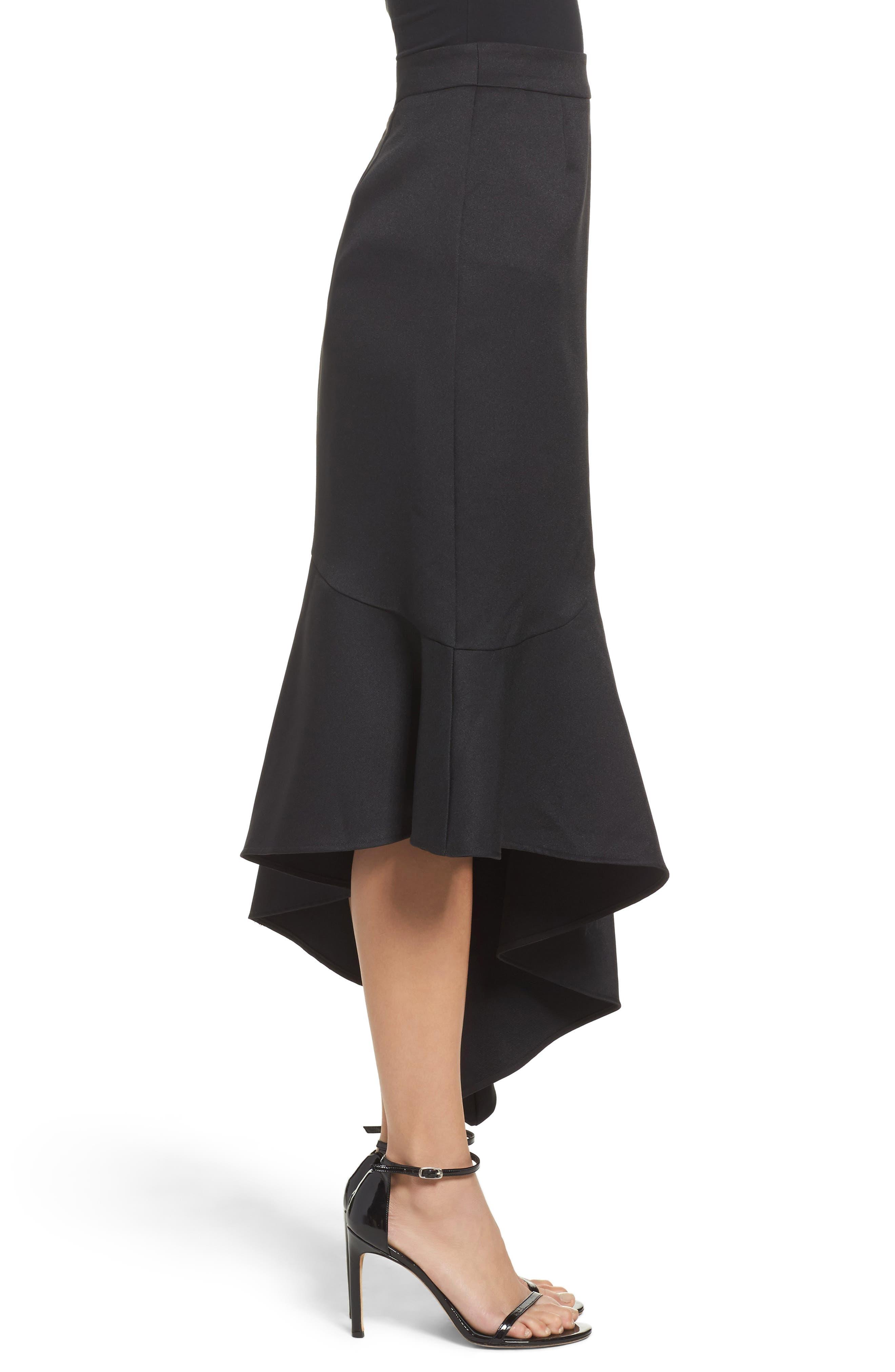 Neve Skirt,                             Alternate thumbnail 3, color,                             001