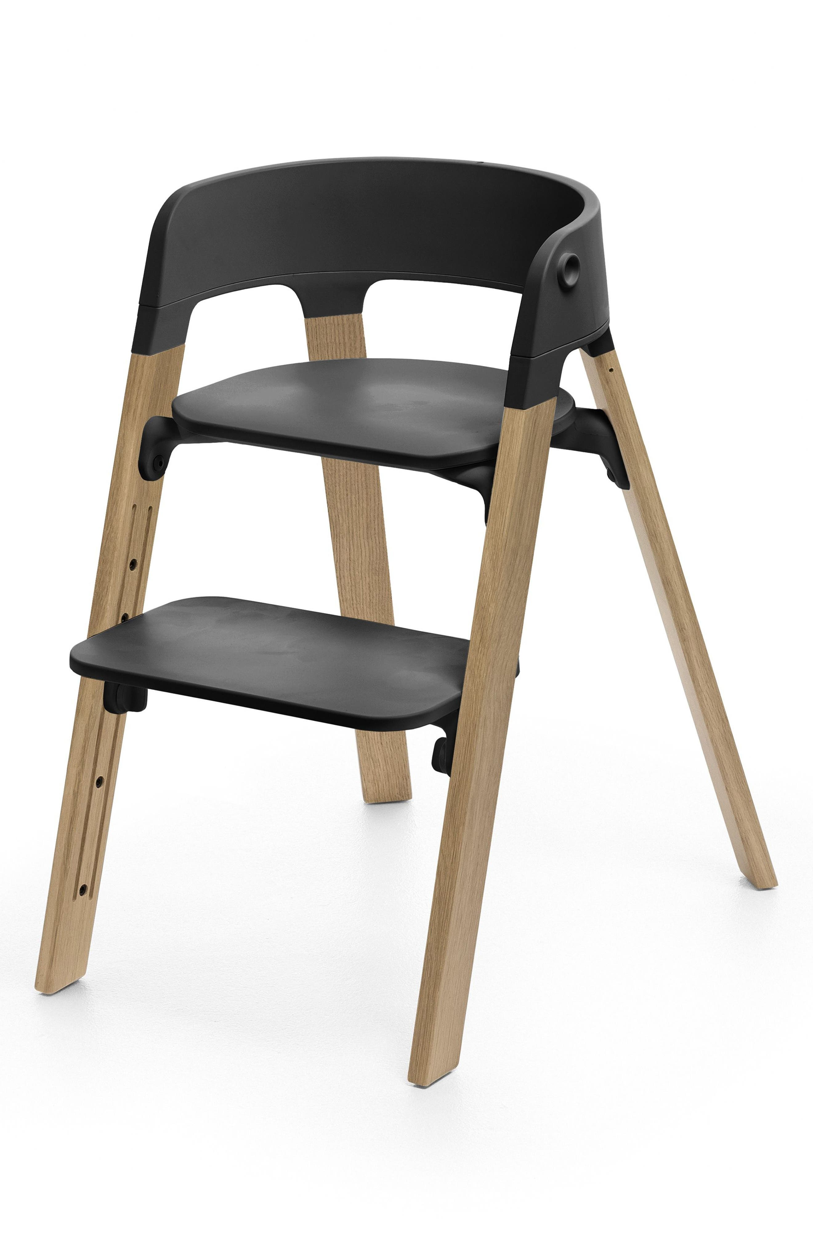 Infant Stokke Steps(TM) Chair Size One Size  Black