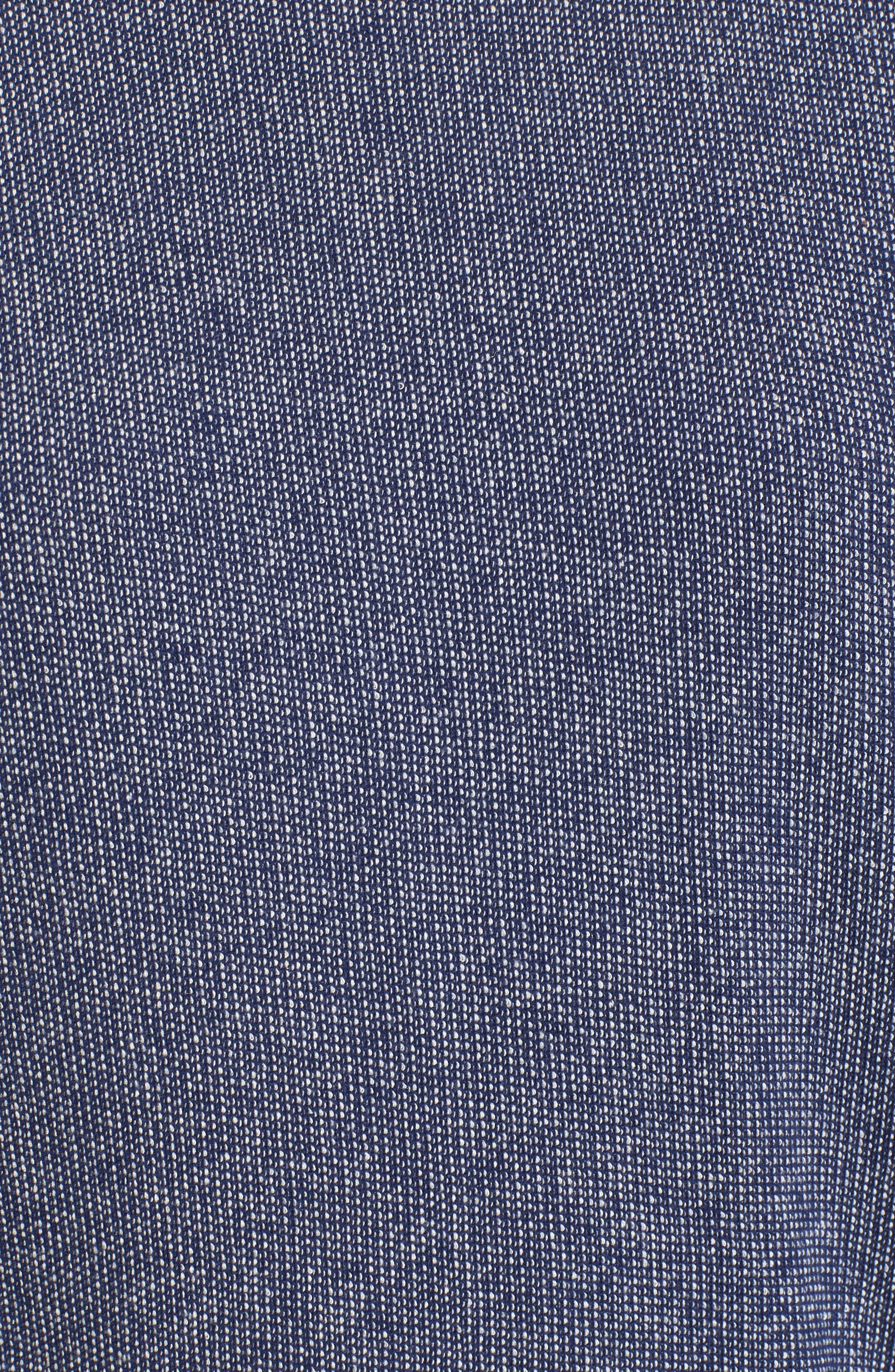 Sweatshirt Dress,                             Alternate thumbnail 6, color,                             476