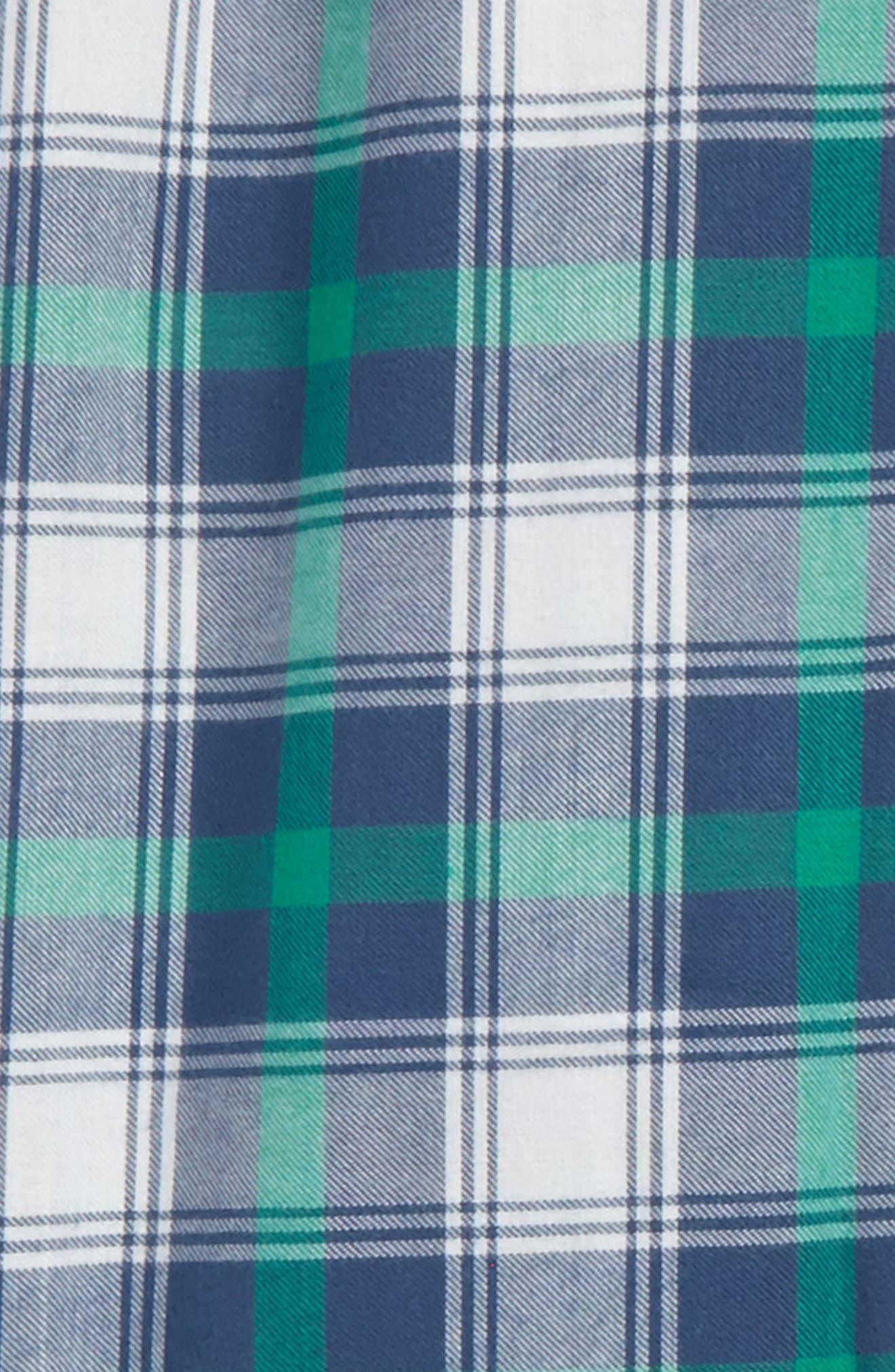 Plaid Flannel Pants,                             Alternate thumbnail 17, color,