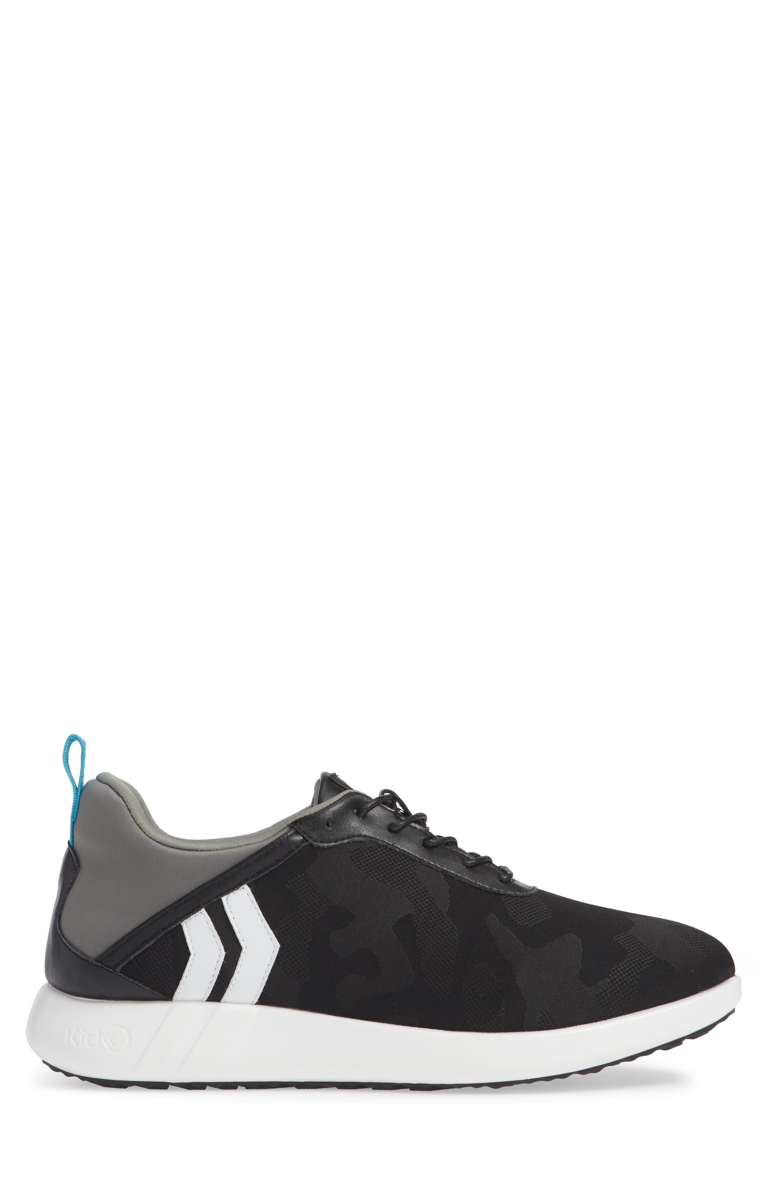 Camo Sneaker,                             Alternate thumbnail 3, color,                             001
