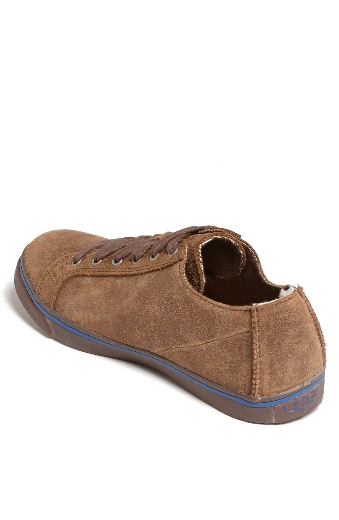 Australia 'Vanowen' Sneaker,                             Alternate thumbnail 4, color,