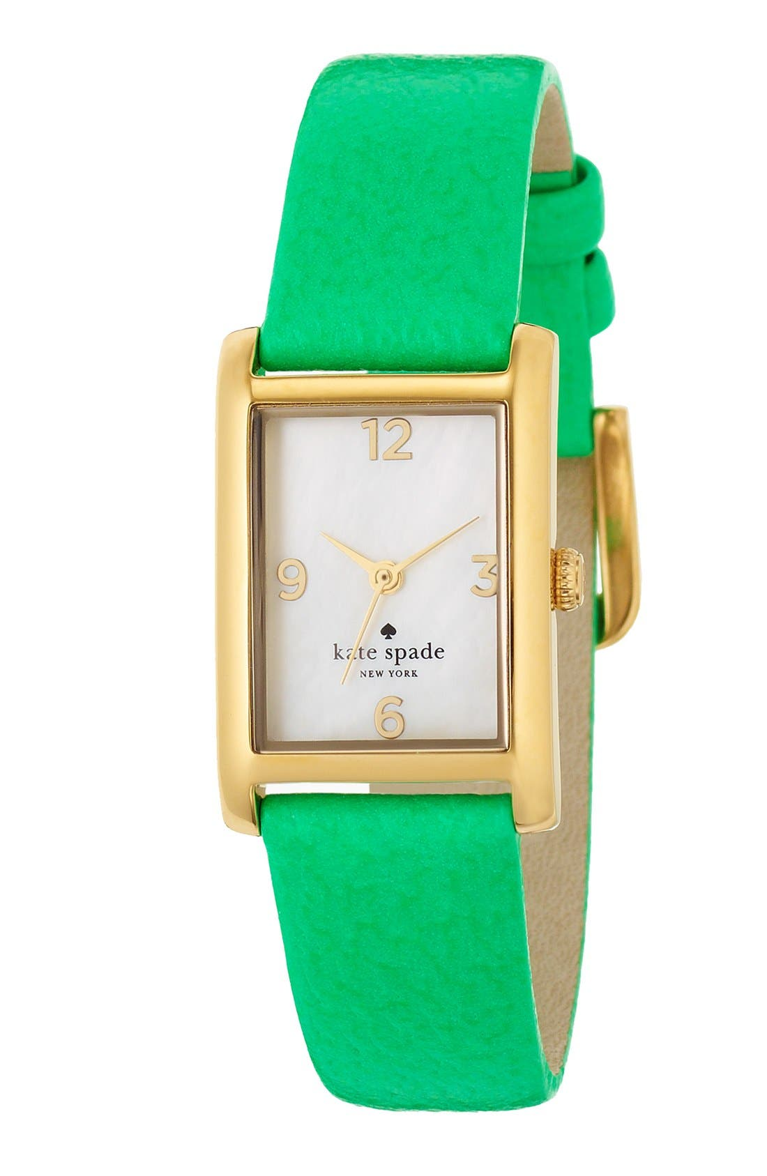 'cooper' leather strap watch, 21mm x 32mm,                             Alternate thumbnail 13, color,