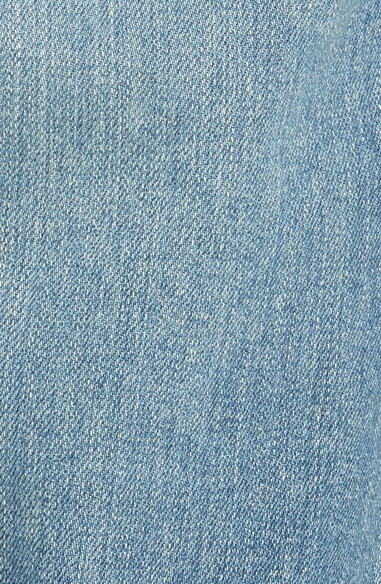 Dylan Skinny Fit Jeans,                             Alternate thumbnail 5, color,                             18 YEARS OCEANO