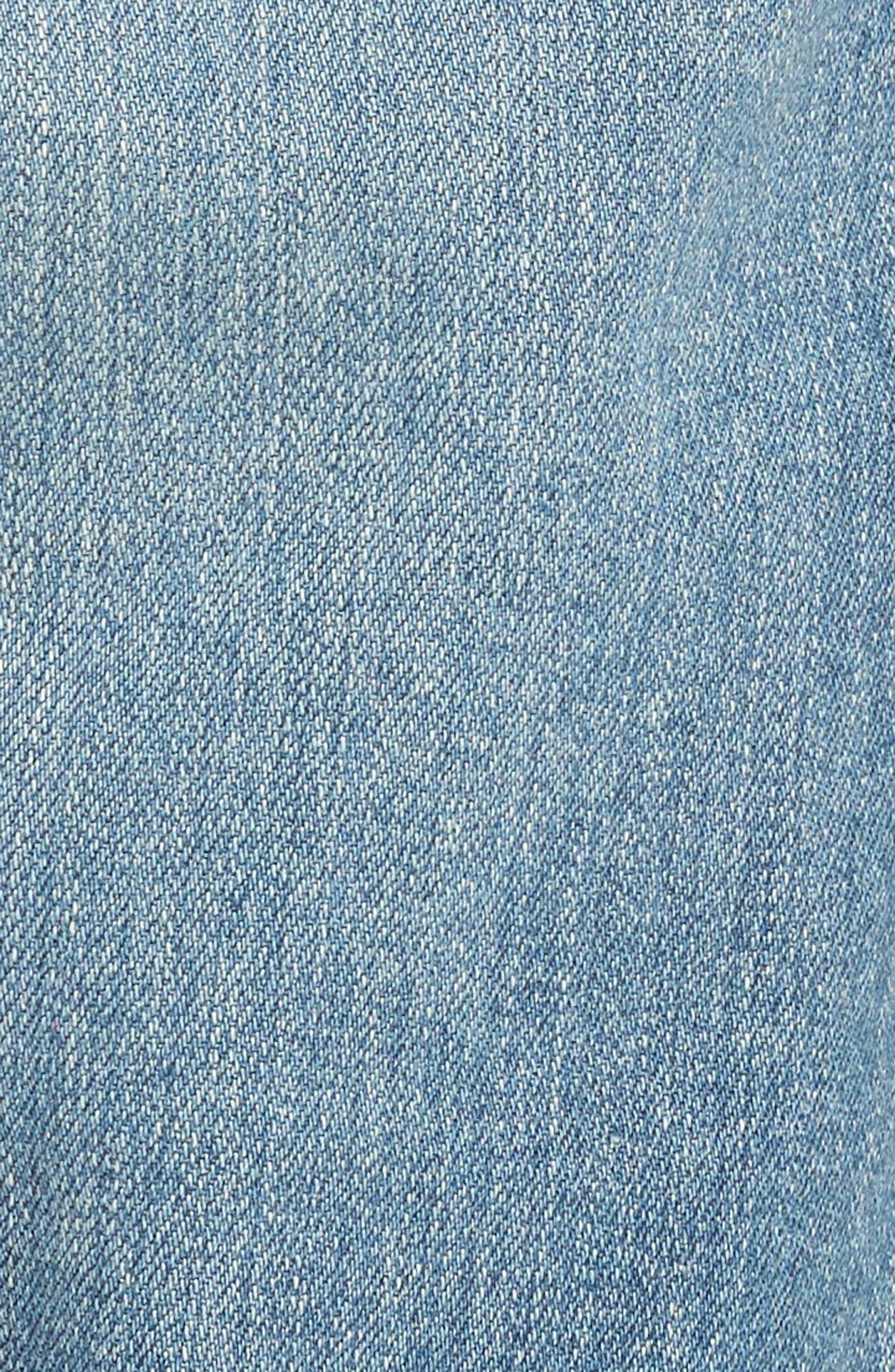 Dylan Skinny Fit Jeans,                             Alternate thumbnail 5, color,                             424