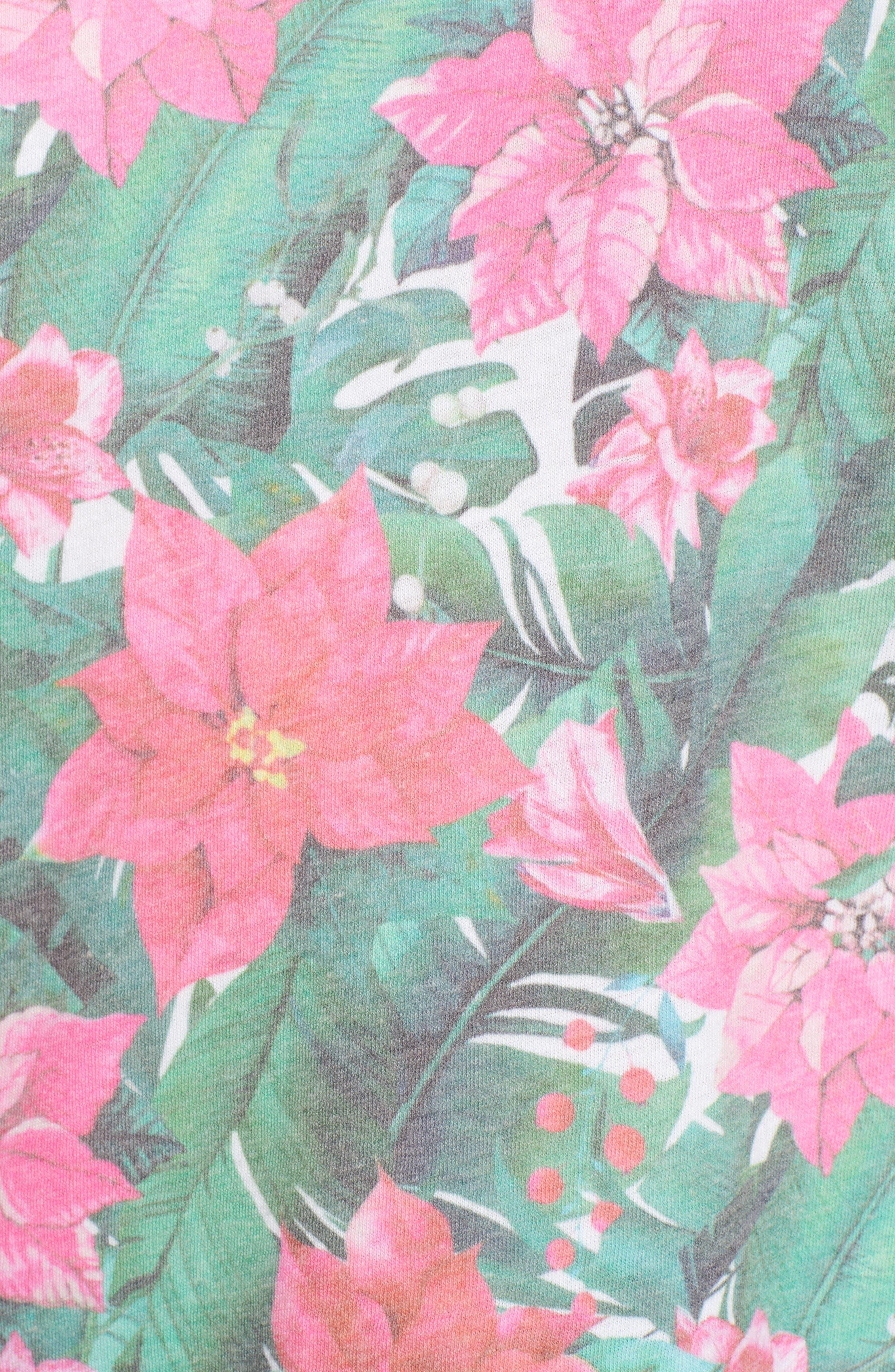 Island Holiday Johnny Ringer Tee,                             Alternate thumbnail 5, color,                             300