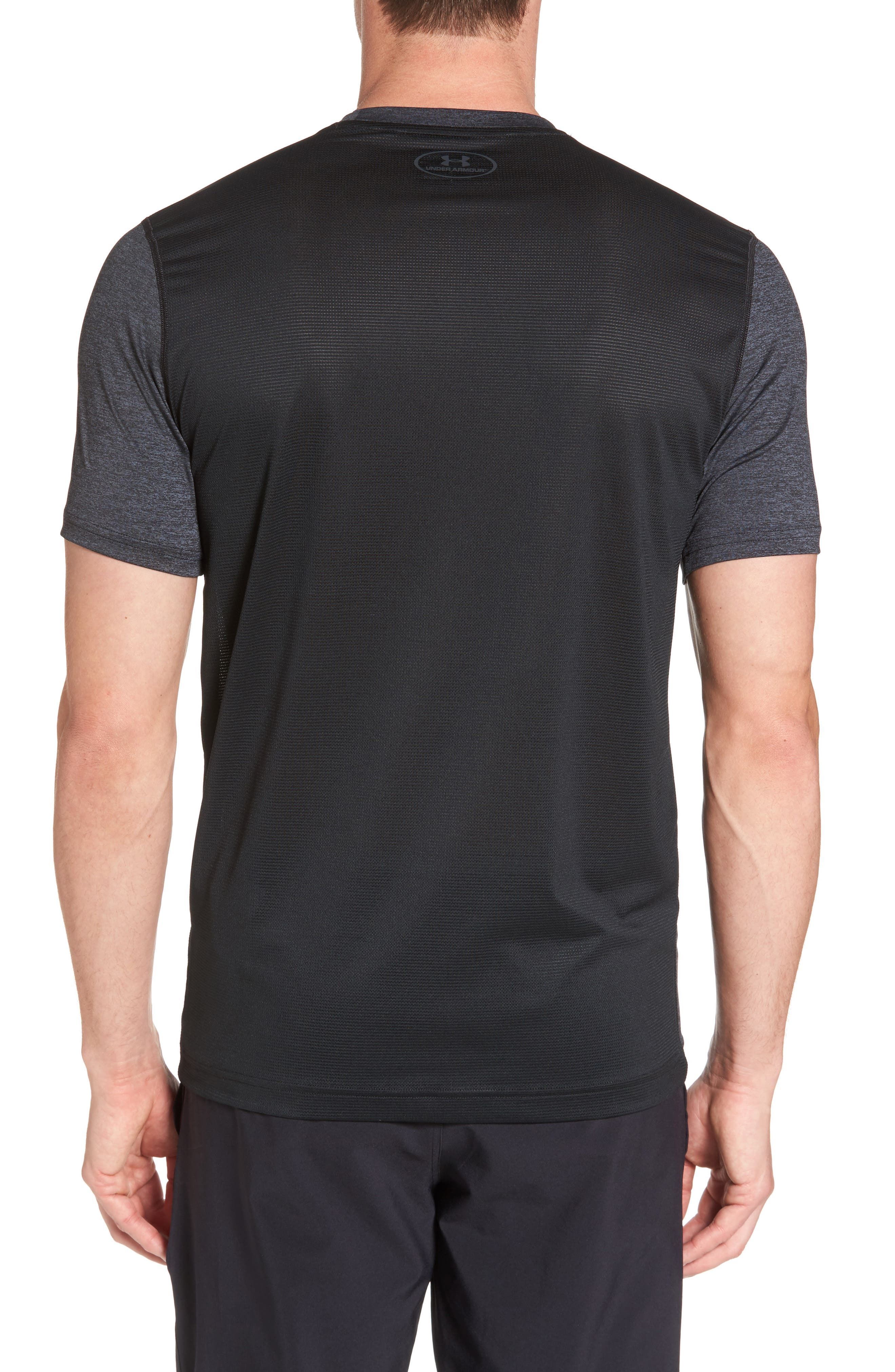 'Raid' HeatGear<sup>®</sup> Training T-Shirt,                             Alternate thumbnail 33, color,