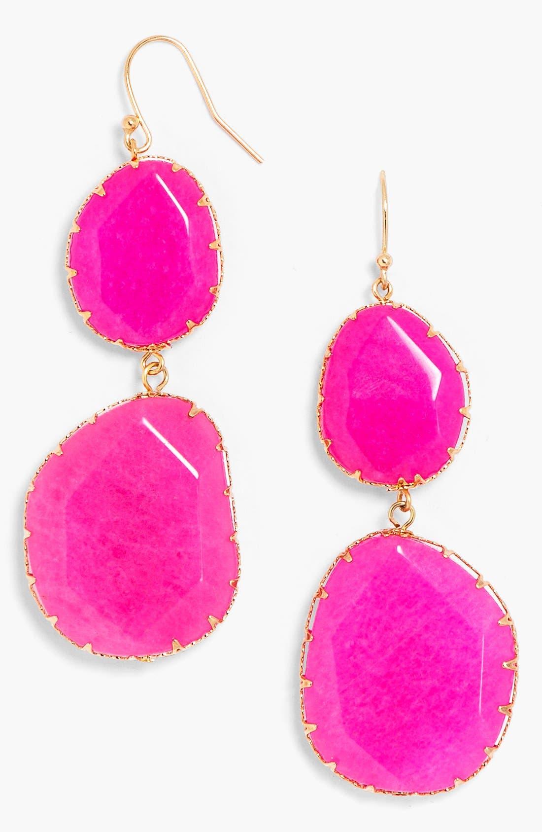 'Boho' Drop Earrings,                             Main thumbnail 12, color,