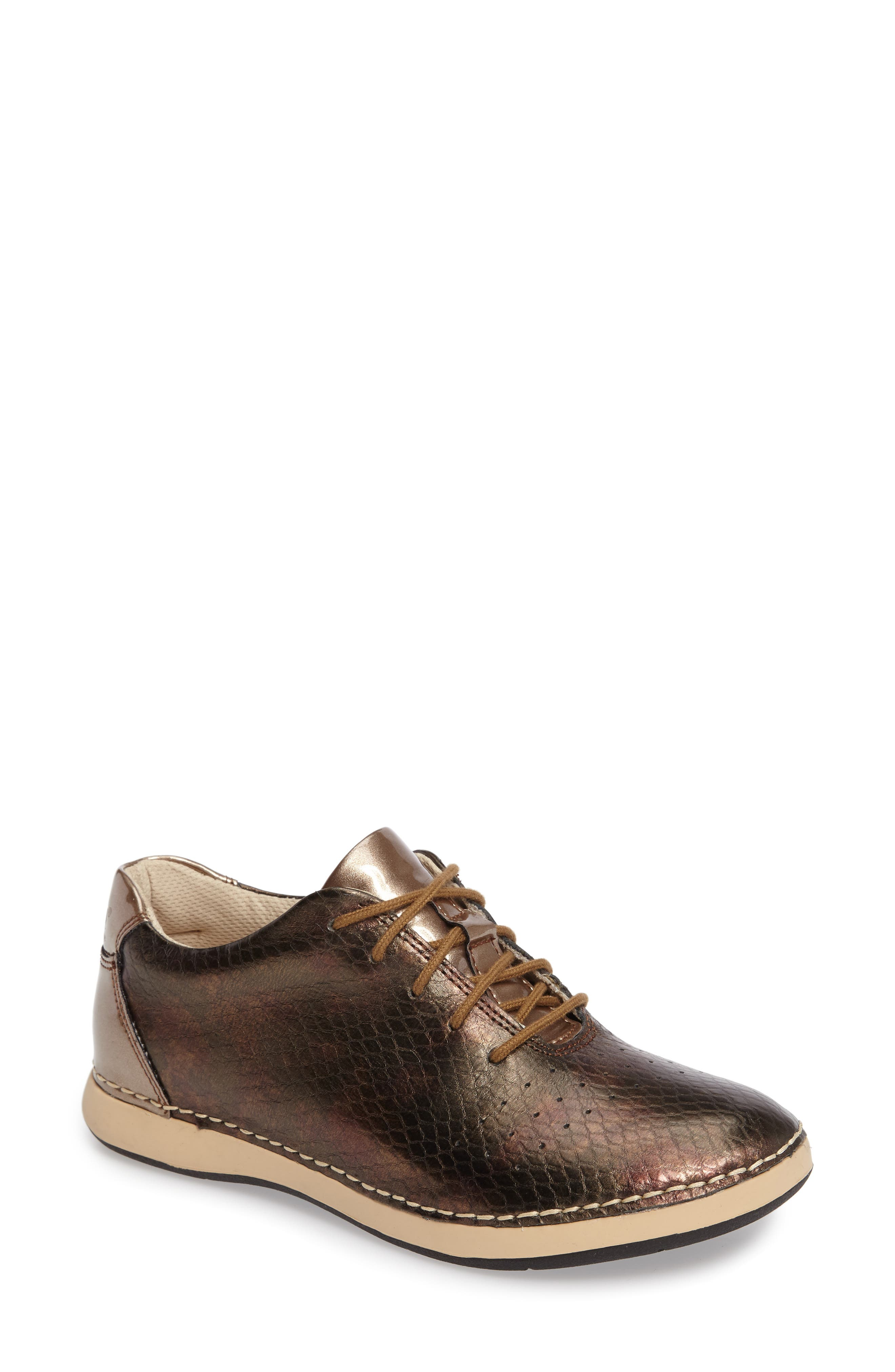 Essence Lace-Up Leather Oxford,                             Main thumbnail 21, color,
