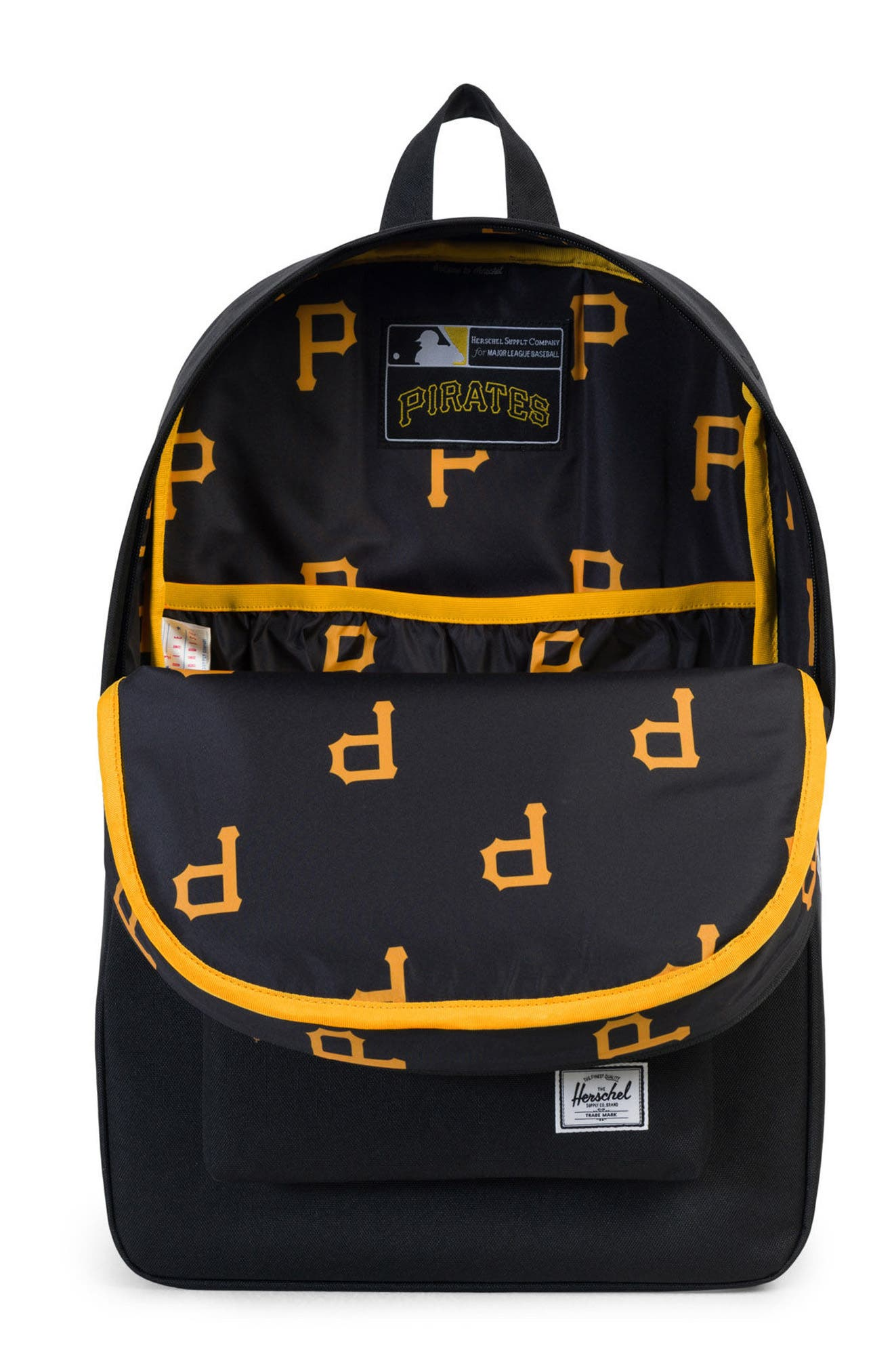 Heritage Pittsburgh Pirates Backpack,                             Alternate thumbnail 3, color,                             003