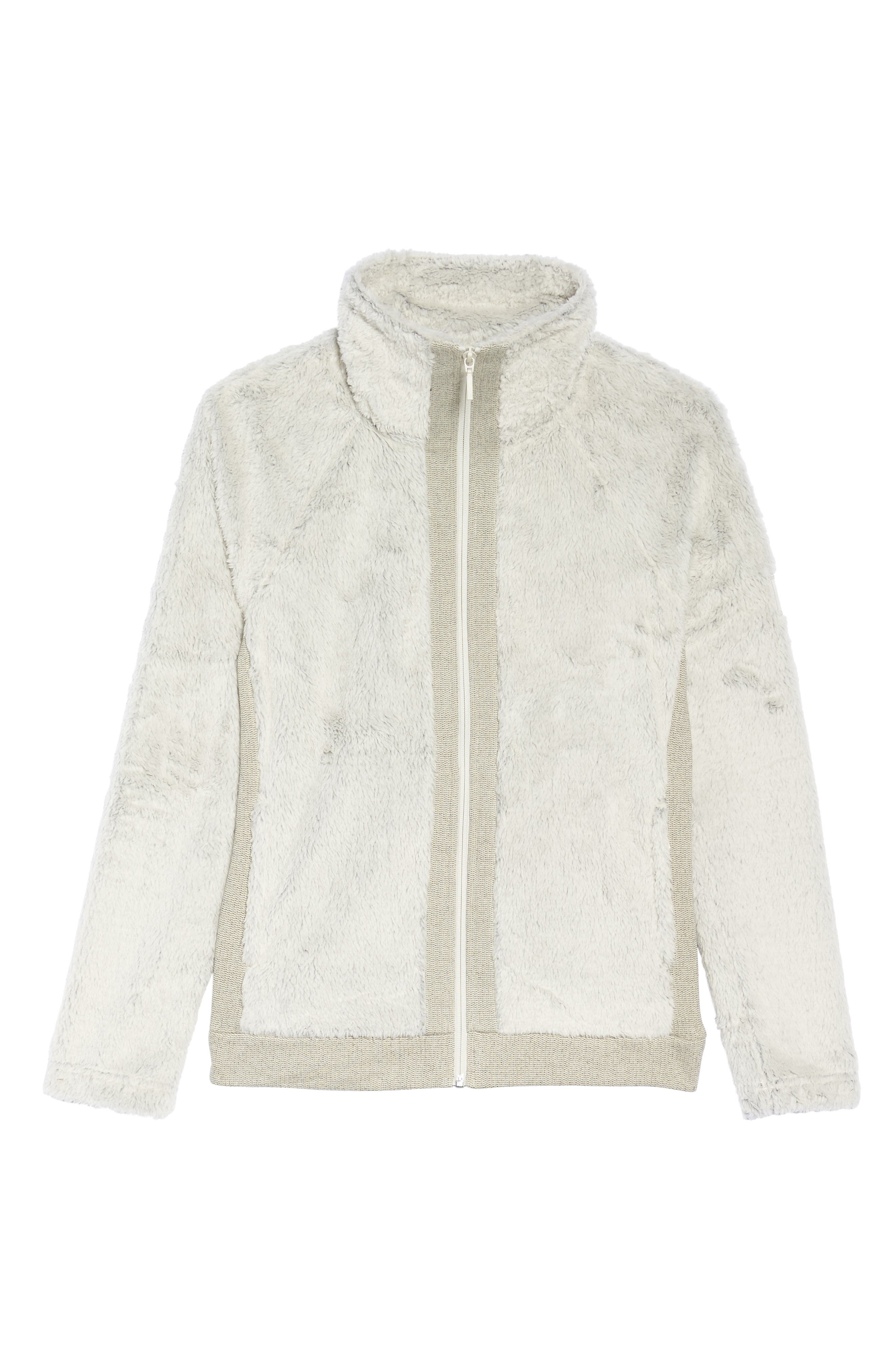 Furry Fleece Jacket,                             Alternate thumbnail 36, color,
