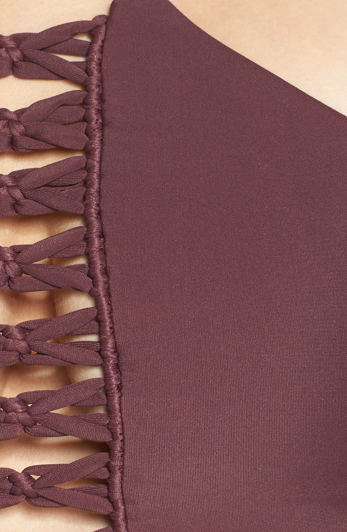West Oz Halter Bikini Top,                             Alternate thumbnail 10, color,