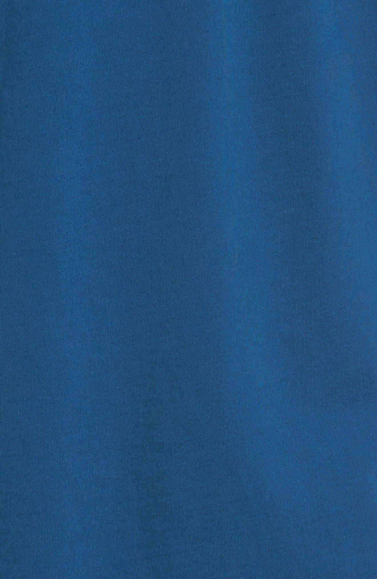 New Bali Sky Pima Cotton Pocket T-Shirt,                             Alternate thumbnail 115, color,