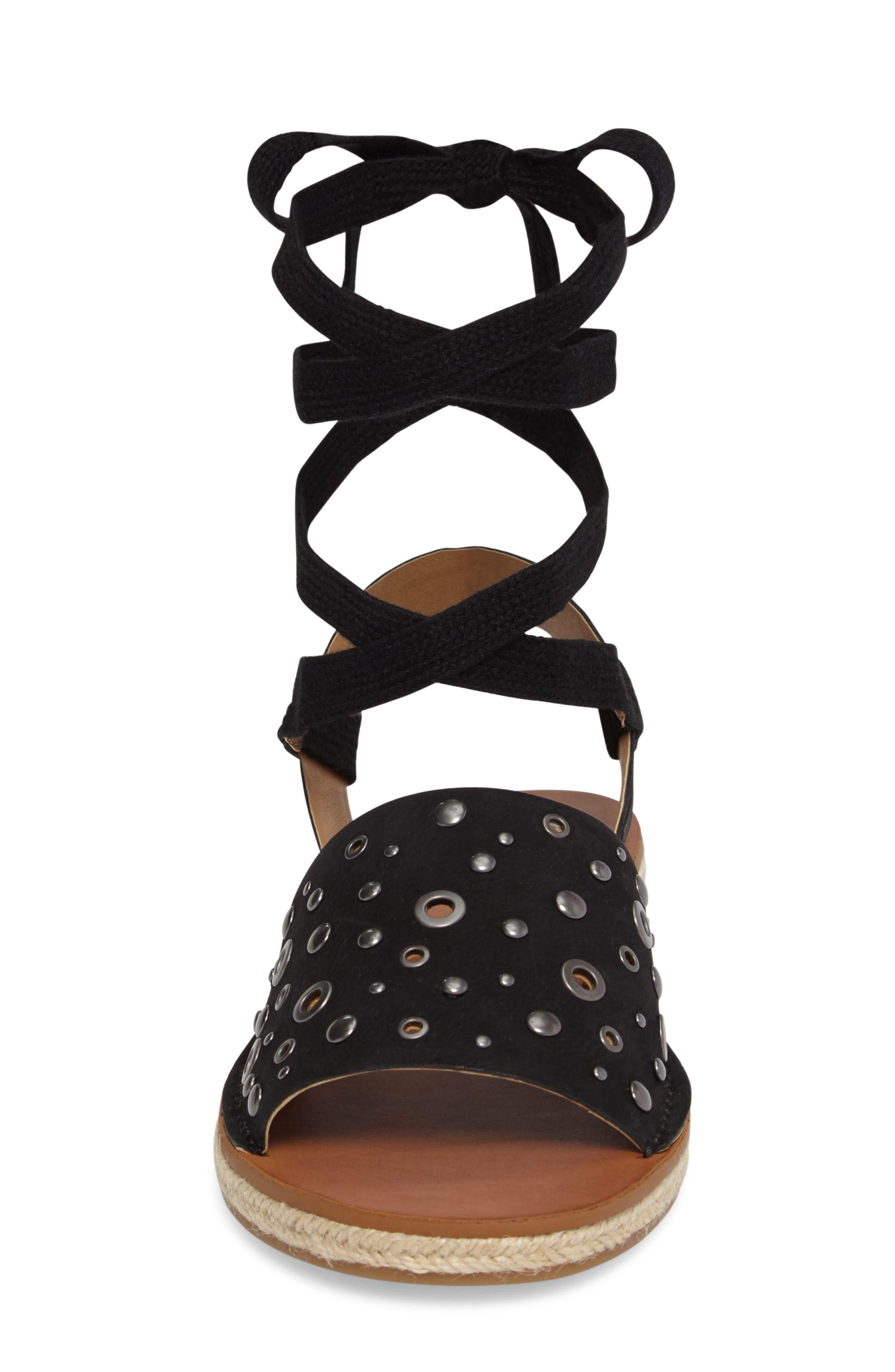 Daytah Ankle Tie Sandal,                             Alternate thumbnail 13, color,