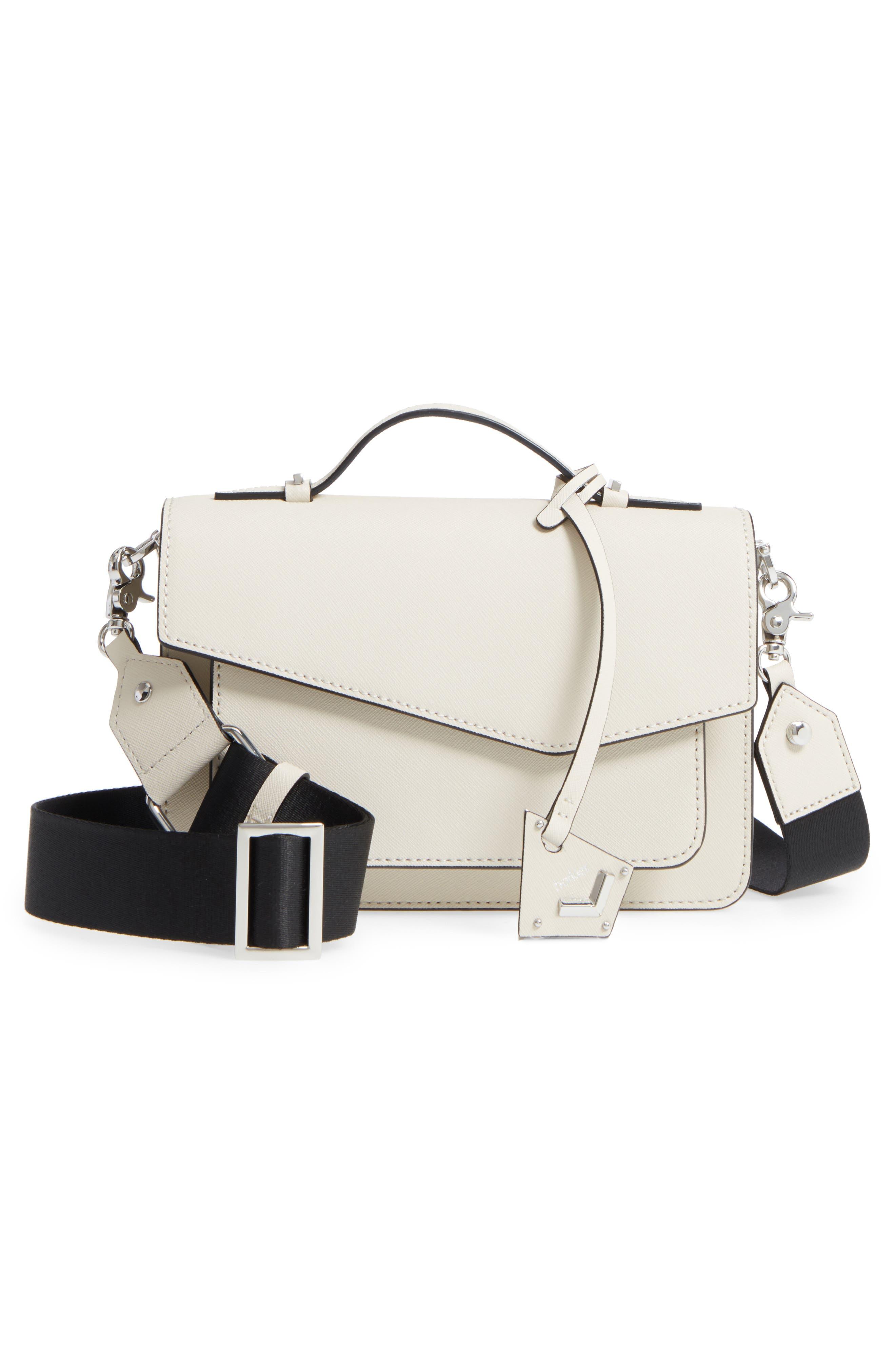 Cobble Hill Leather Crossbody Bag,                             Alternate thumbnail 77, color,