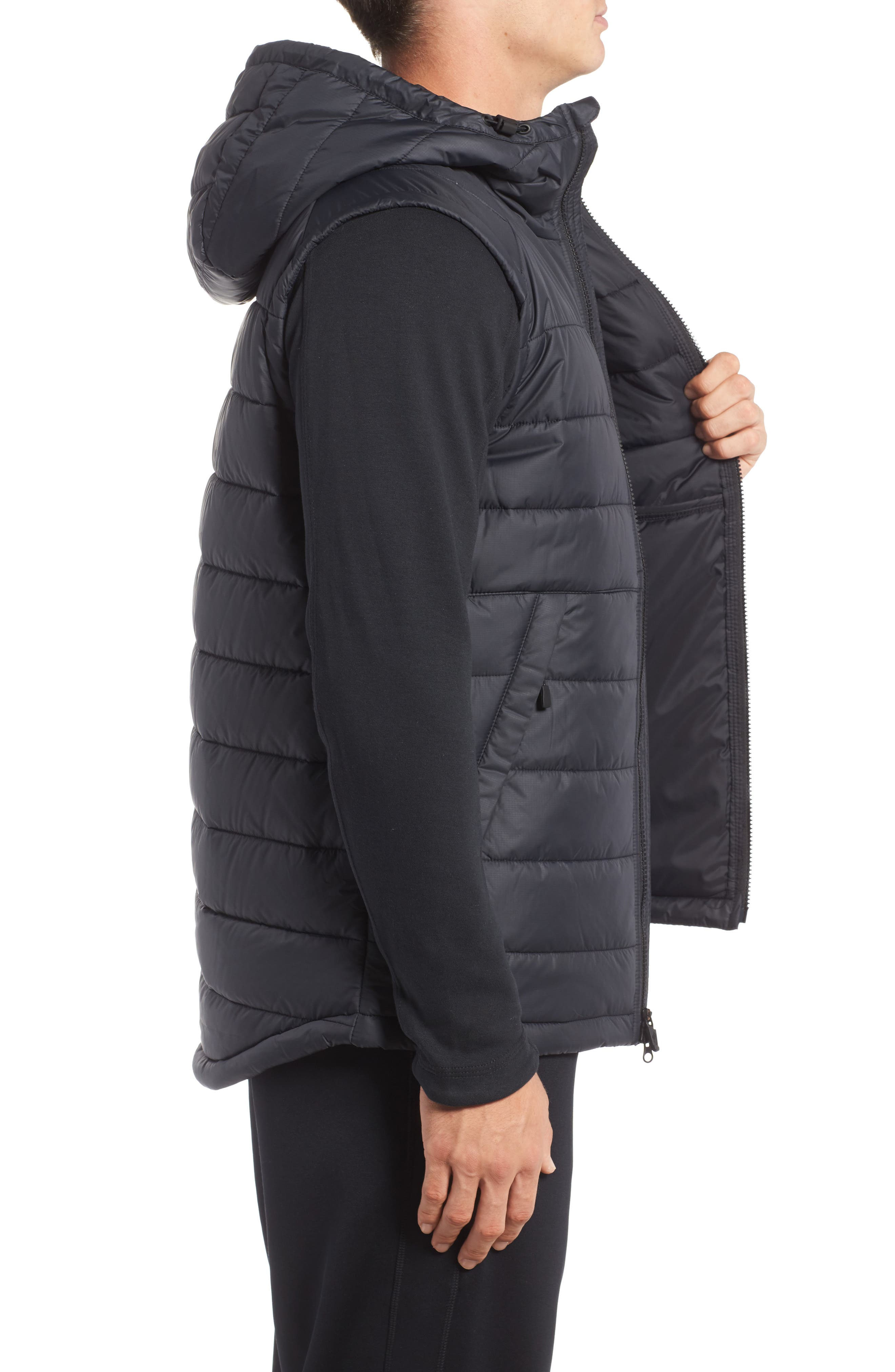 NIKE,                             Sportswear Advance 15 Jacket,                             Alternate thumbnail 3, color,                             010