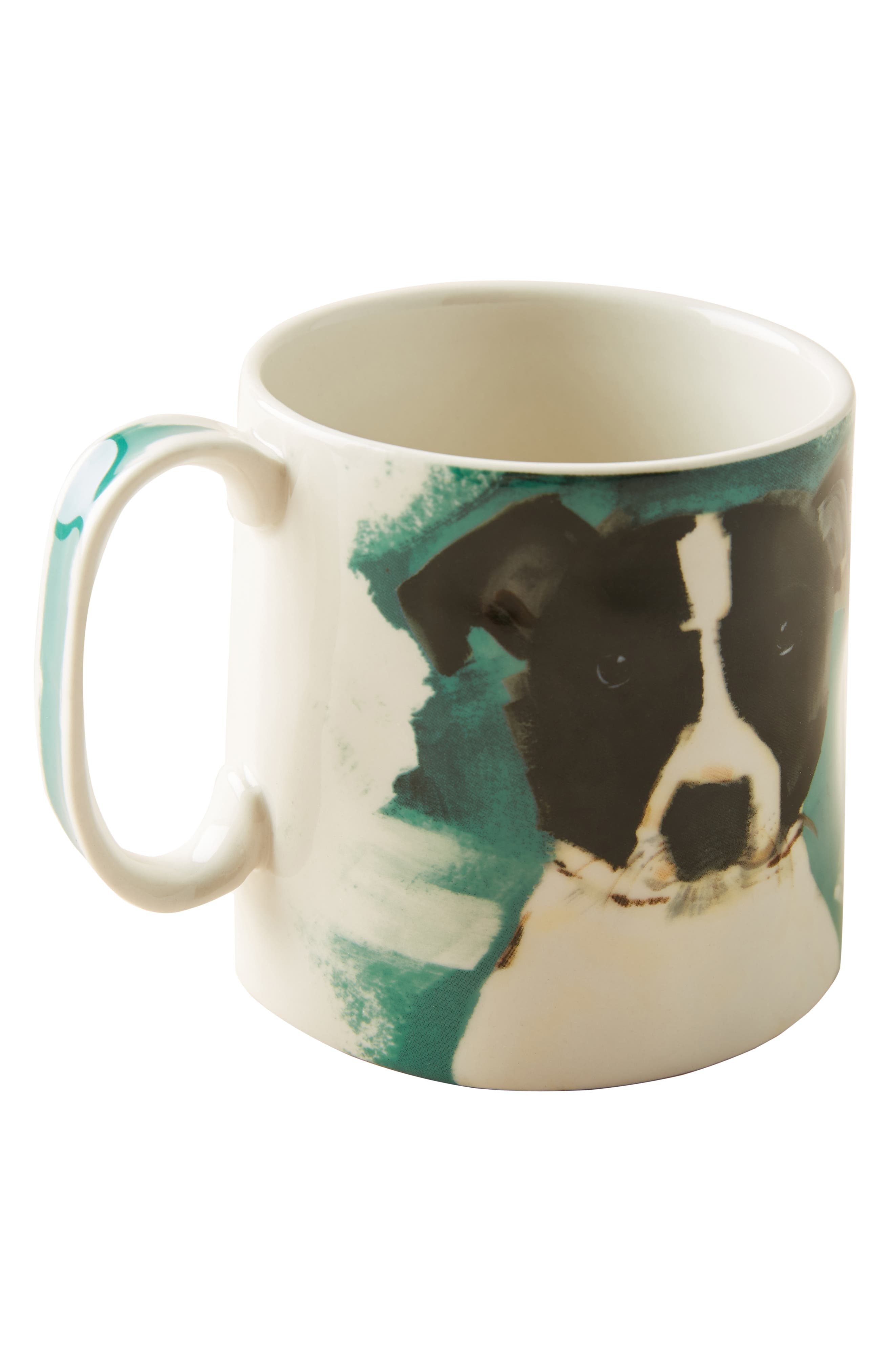 Dog a Day Mug,                             Alternate thumbnail 4, color,                             315