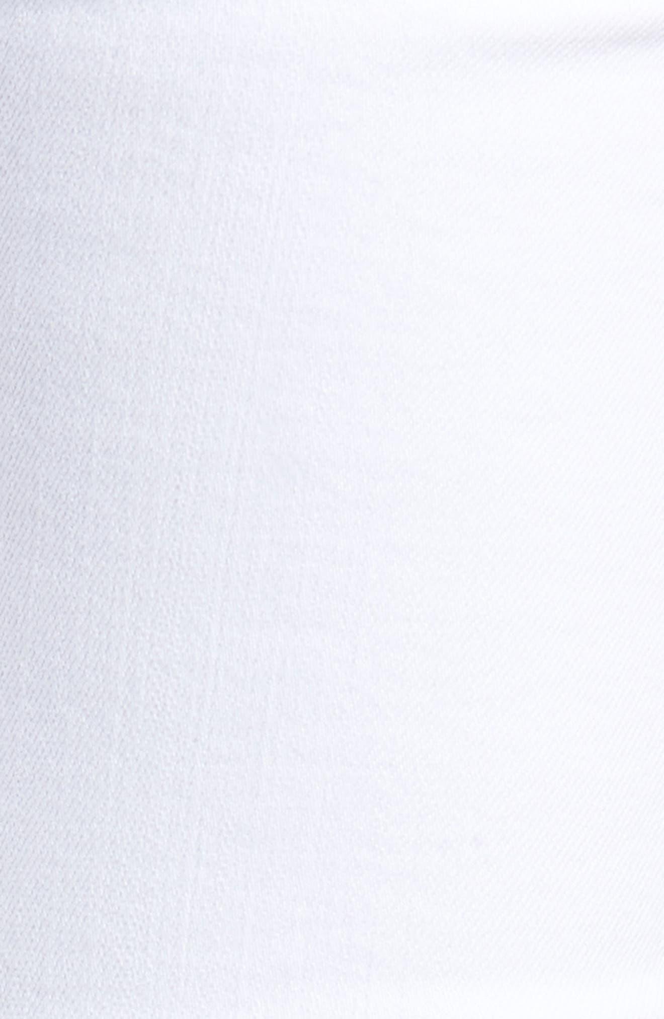 Racer Skinny Jeans,                             Alternate thumbnail 6, color,                             104