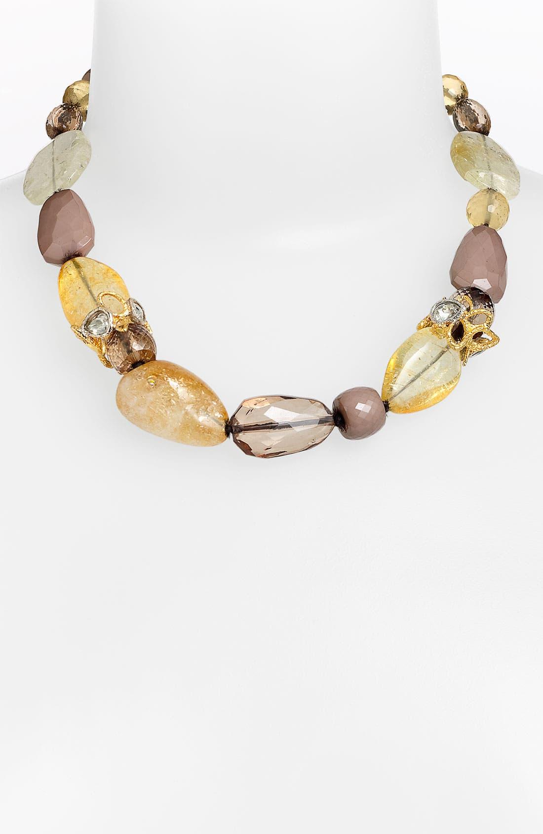 'Elements - Siyabona' Stone Necklace,                             Main thumbnail 5, color,