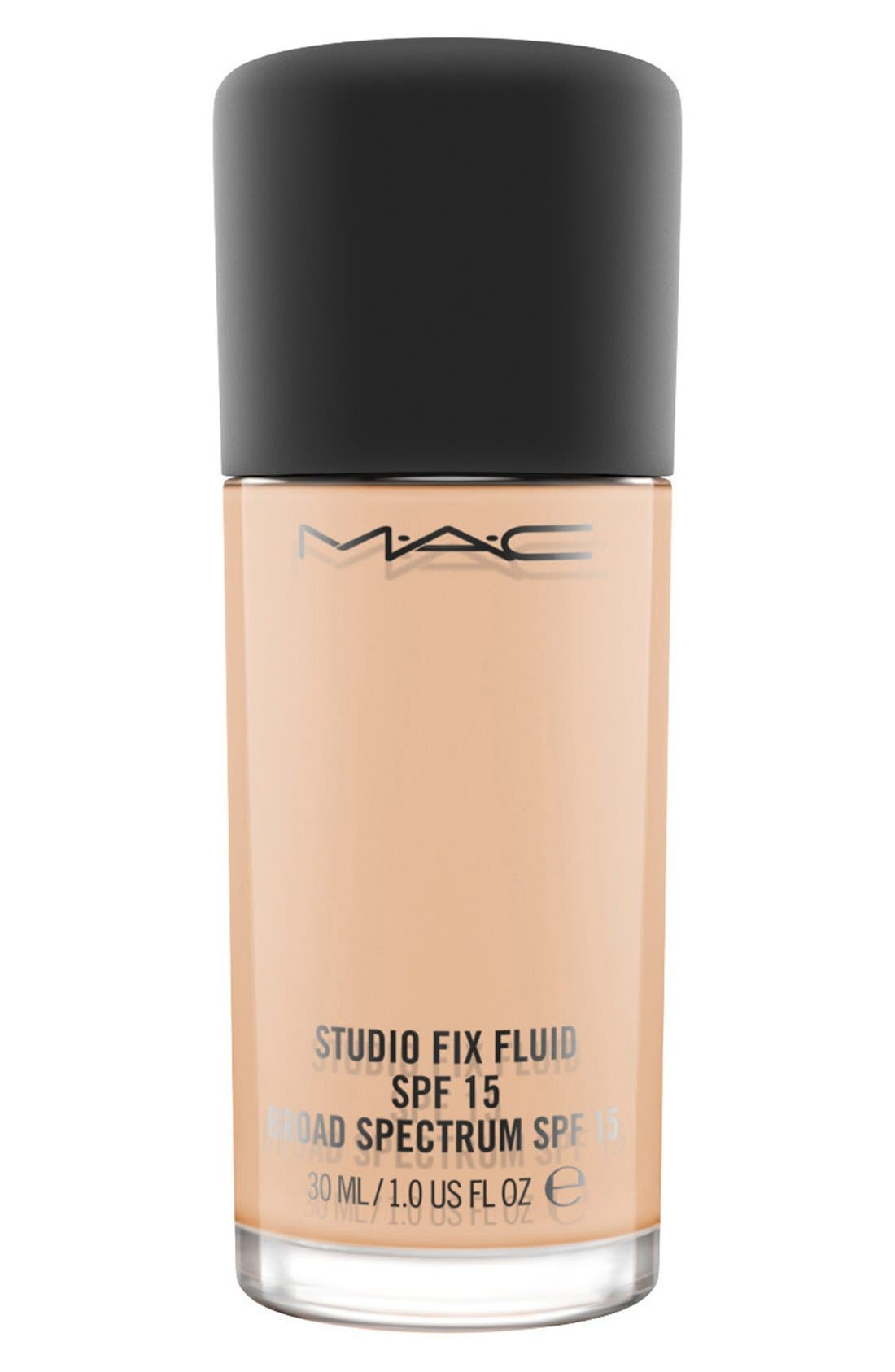 MAC M·A·C Studio Fix Fluid Foundation SPF 15,                             Main thumbnail 1, color,                             NW20 WARM NEUTRAL ROSY