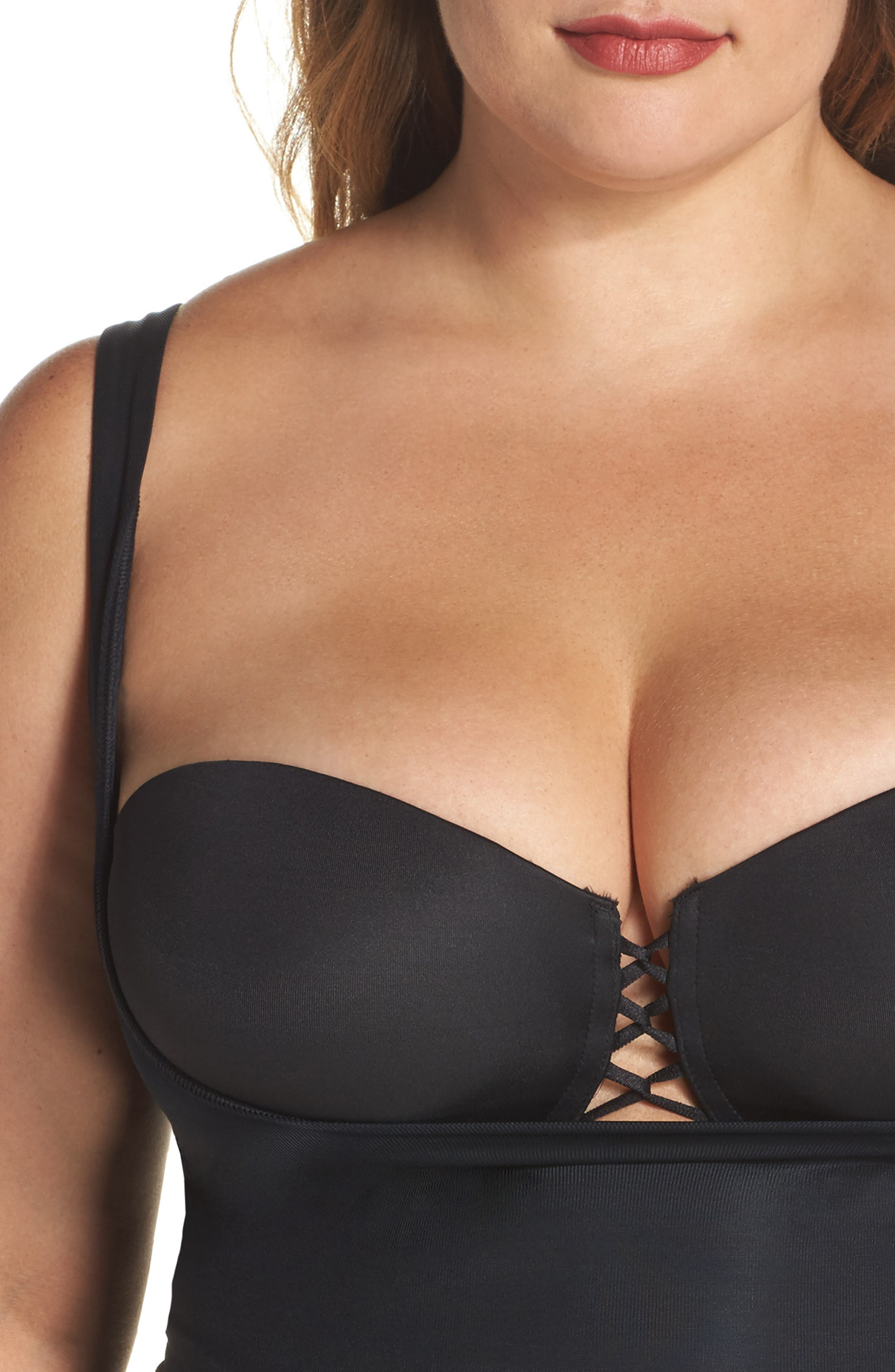 Power Conceal-Her Open Bust Camisole,                             Alternate thumbnail 7, color,