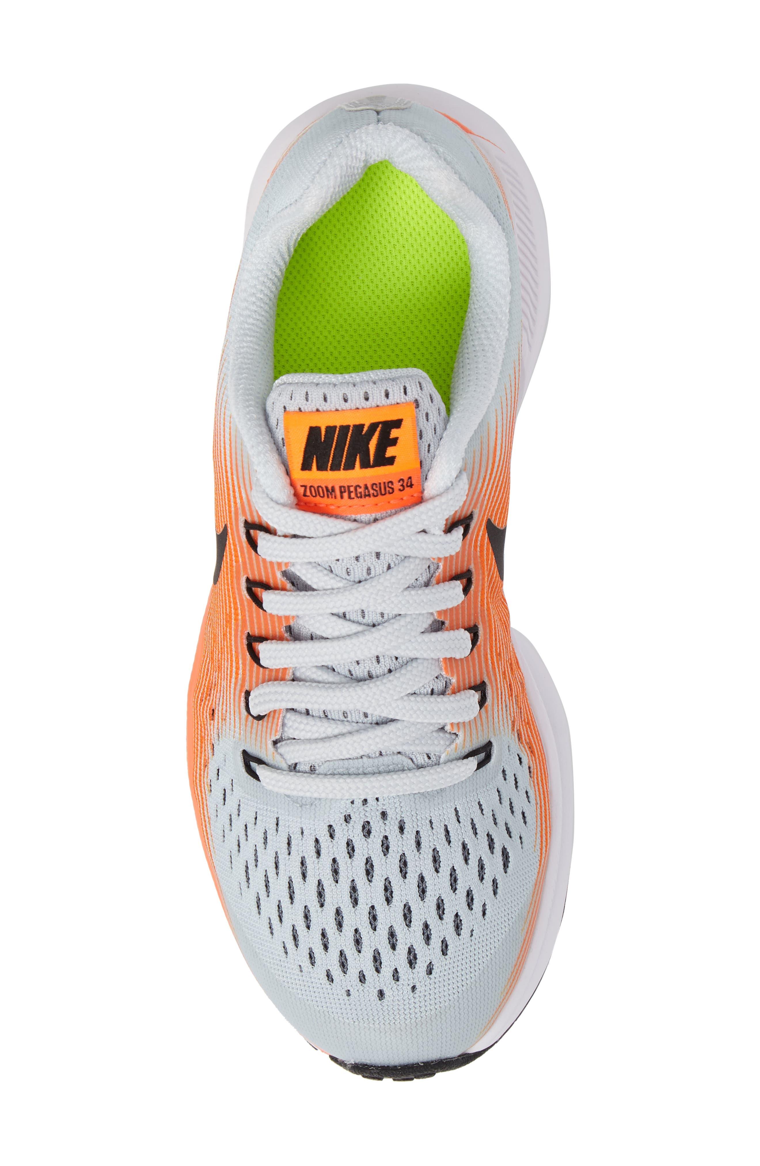 Zoom Pegasus 34 Sneaker,                             Alternate thumbnail 36, color,