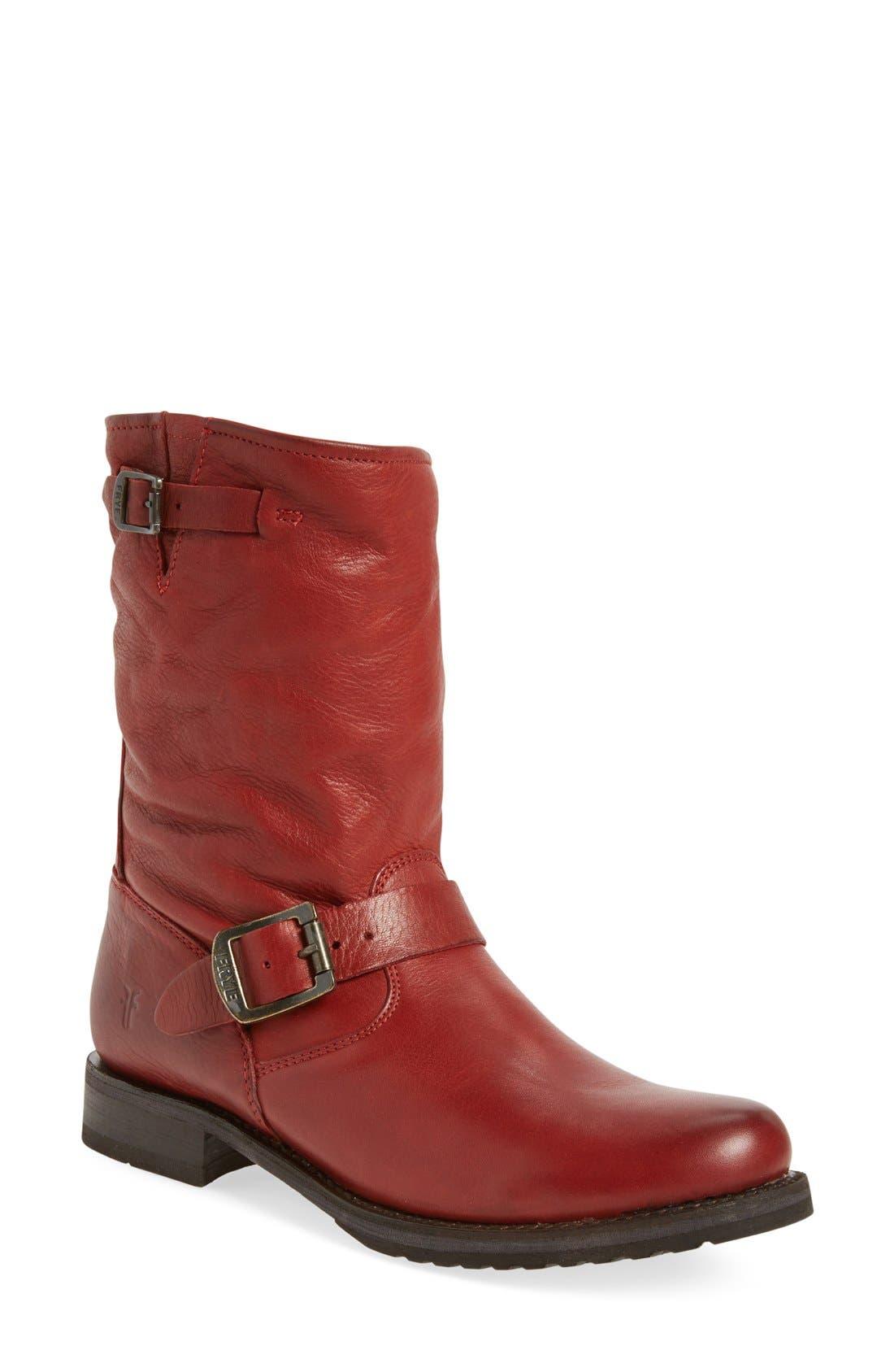 'Veronica Short' Slouchy Boot,                             Main thumbnail 10, color,