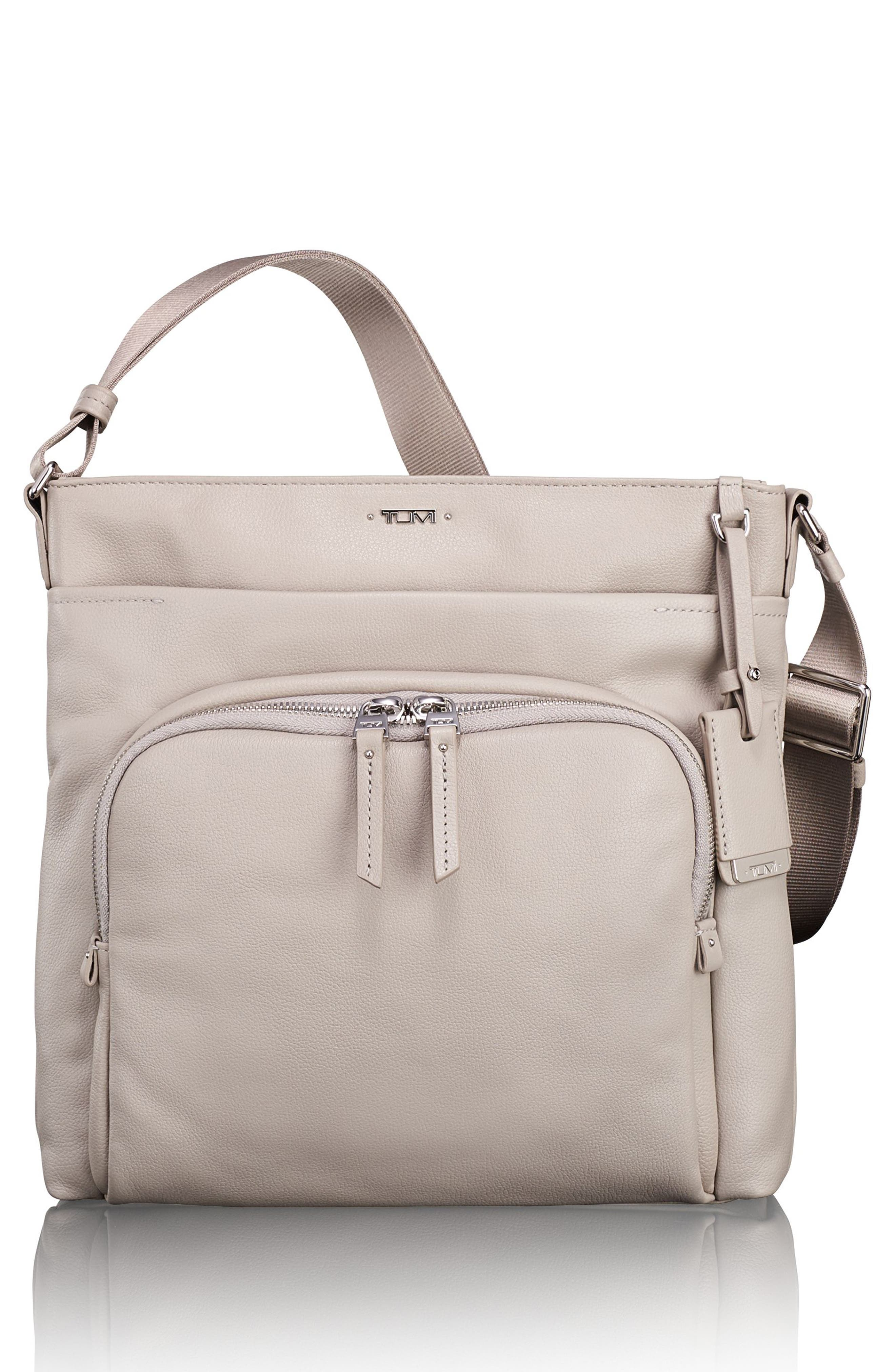 Voyageur - Capri Leather Crossbody Bag,                             Main thumbnail 3, color,