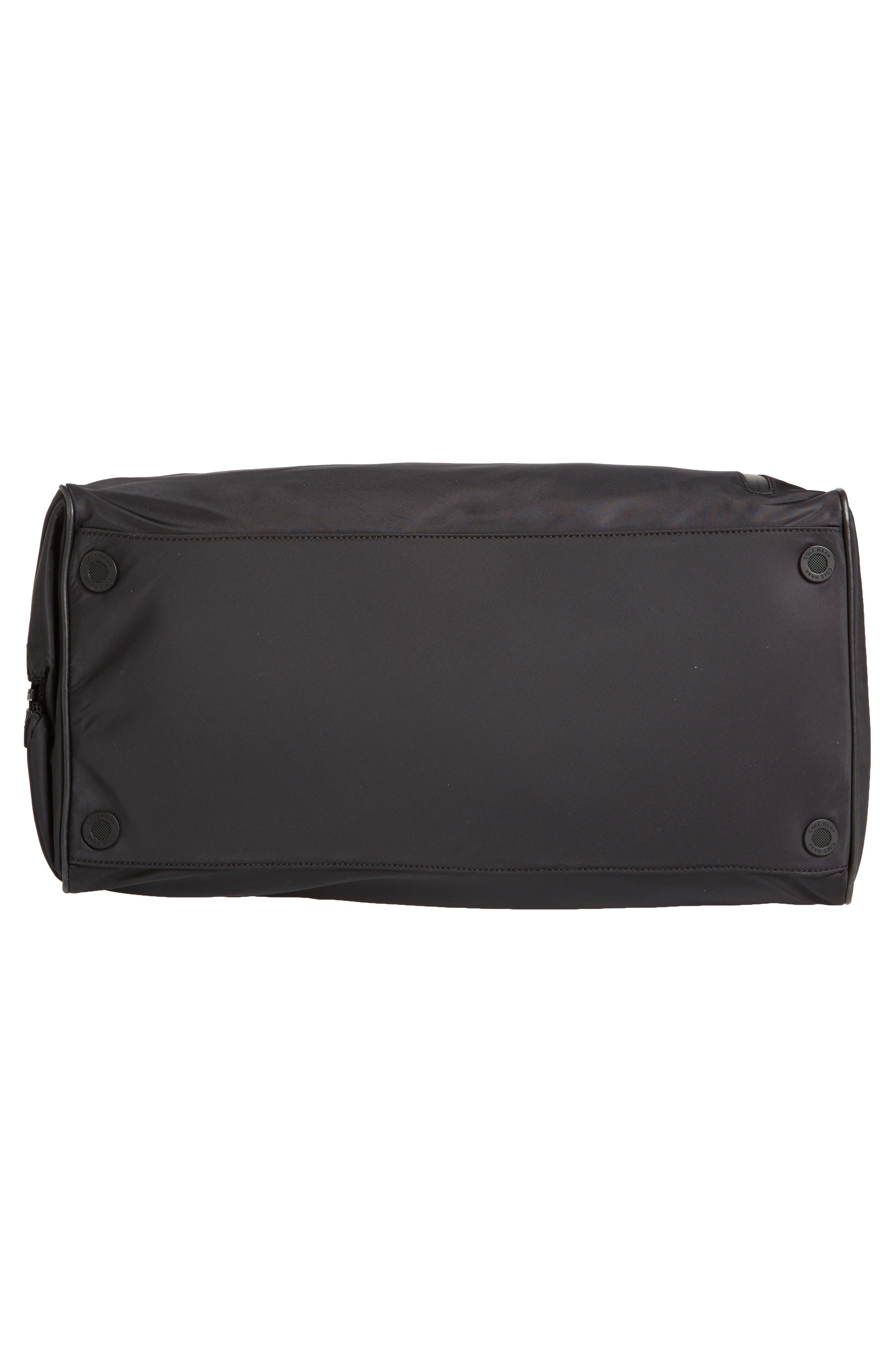 Everyday Nylon Duffel Bag,                             Alternate thumbnail 6, color,                             001