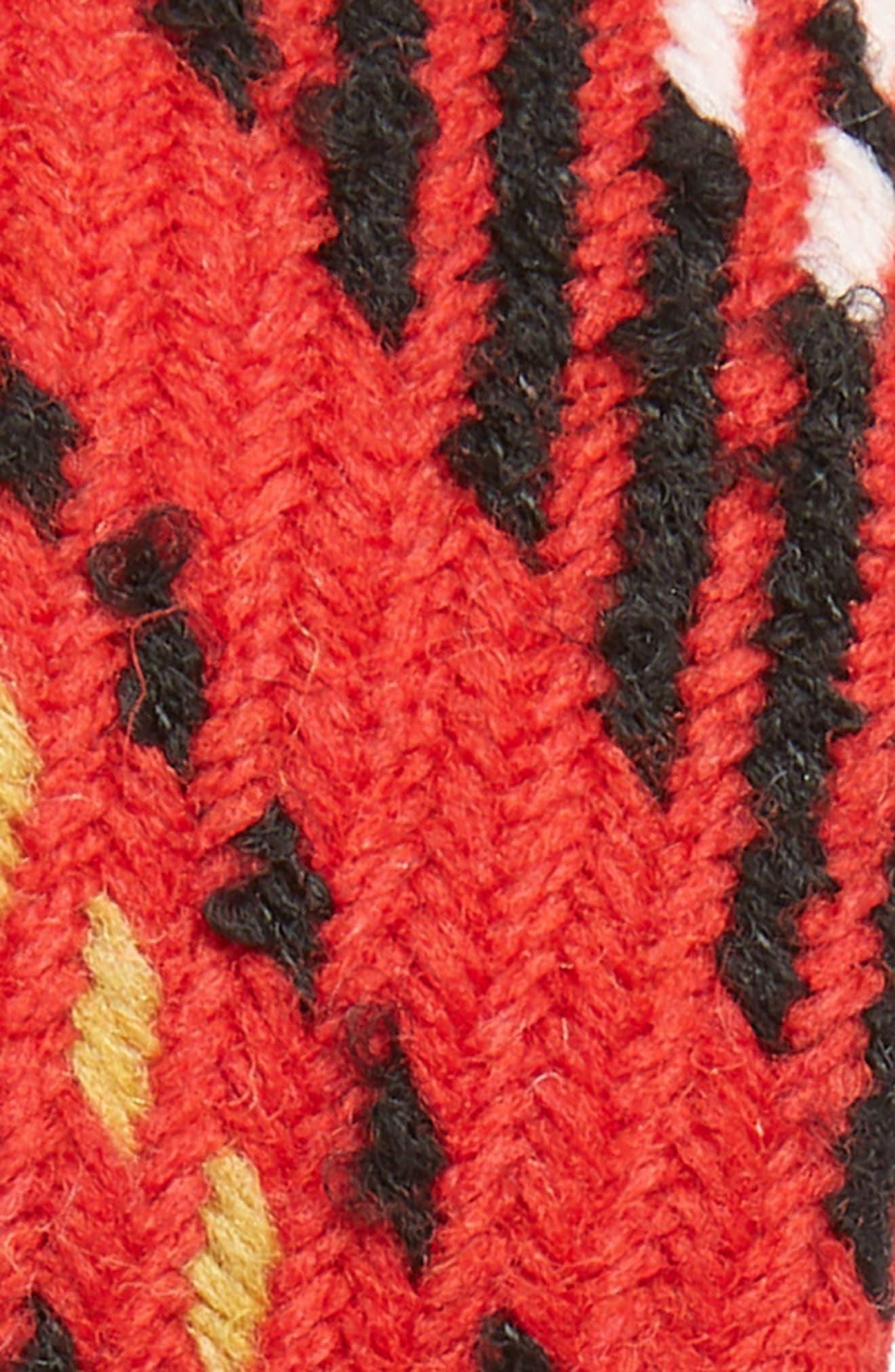 Plaid Wool Tweed Headband,                             Alternate thumbnail 2, color,                             625