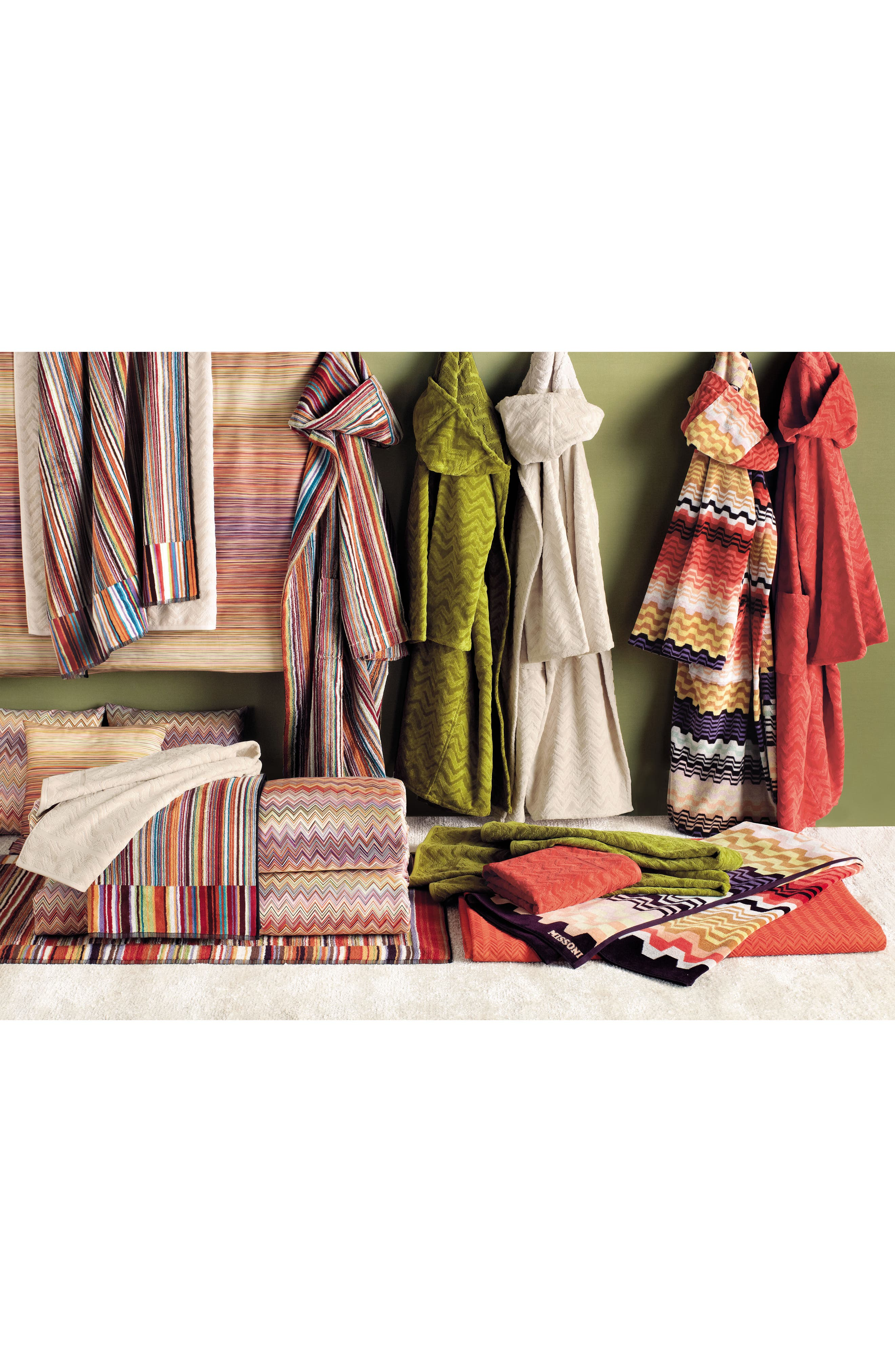Lara Beach Towel,                             Alternate thumbnail 2, color,                             MULTI BRIGHT