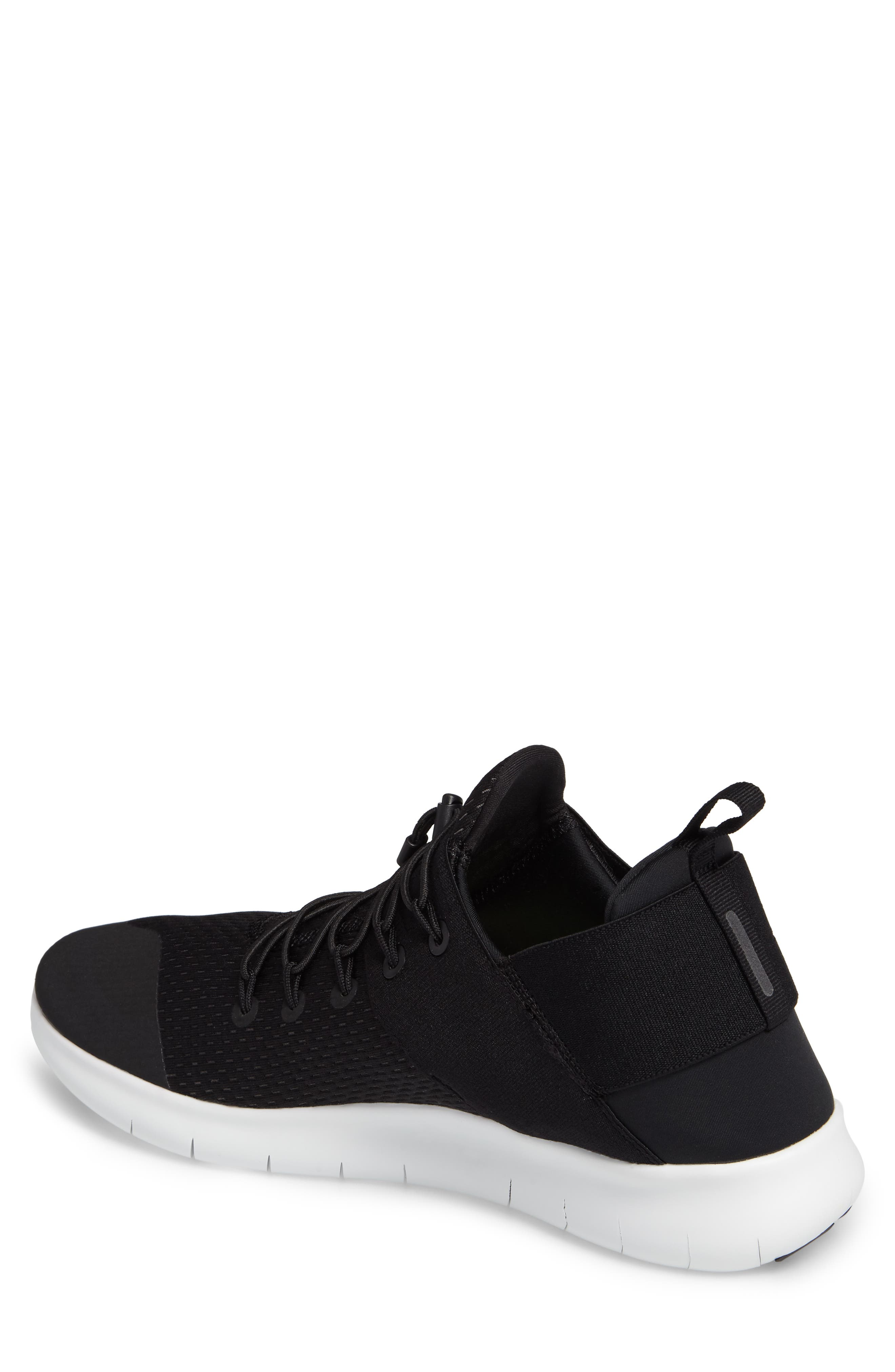 Free RN CMTR 2 Running Shoe,                             Alternate thumbnail 2, color,                             BLACK/ ANTHRACITE/ OFF WHITE