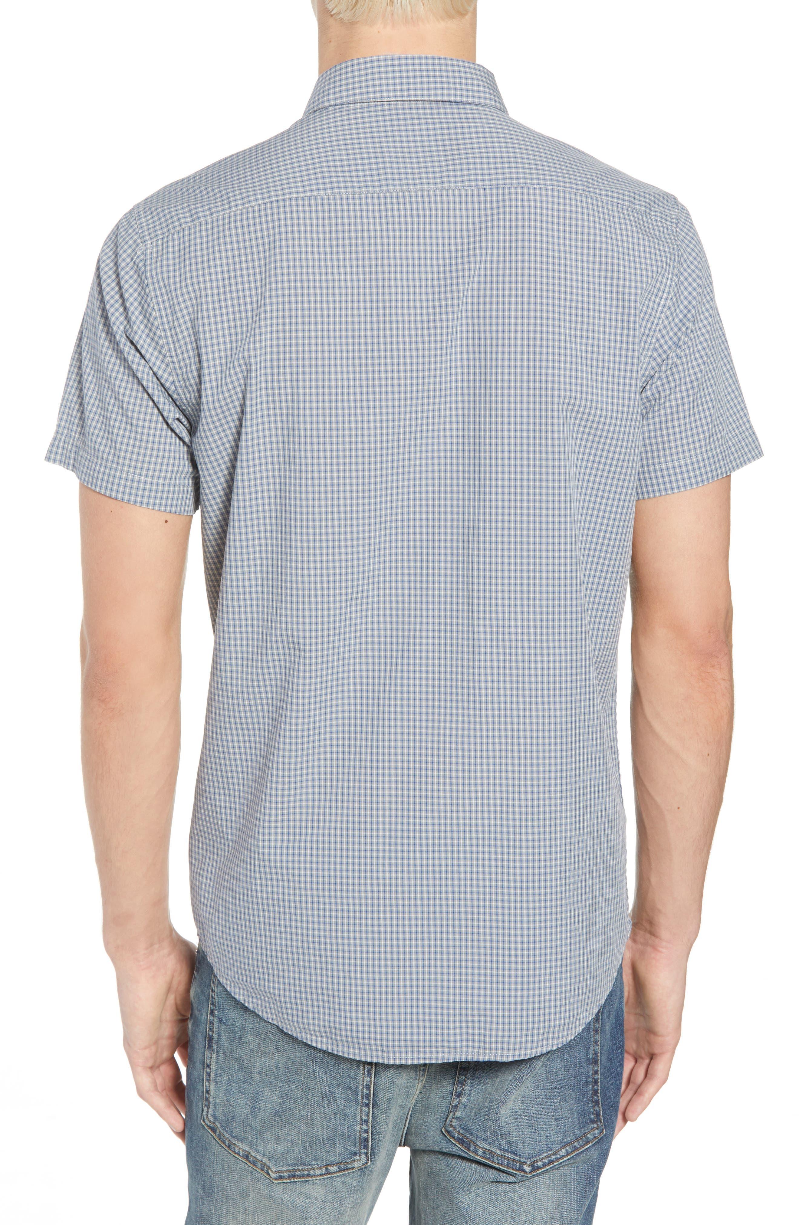 Staple Woven Shirt,                             Alternate thumbnail 2, color,                             026