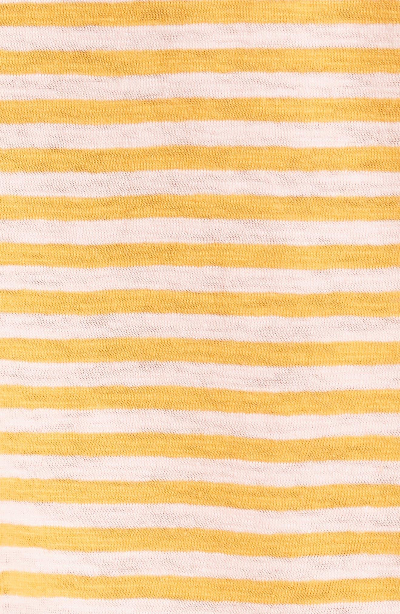 Take Me Stripe Tee,                             Alternate thumbnail 19, color,