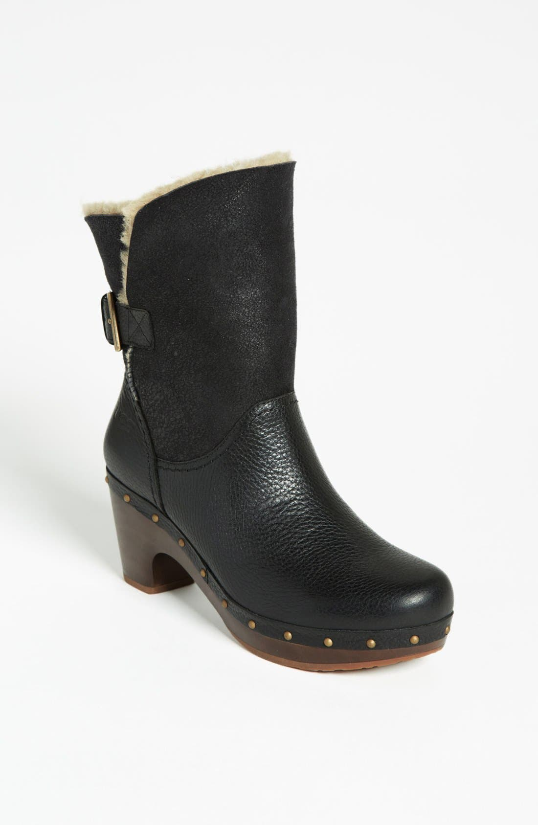 Australia 'Amoret' Boot,                             Main thumbnail 1, color,                             001
